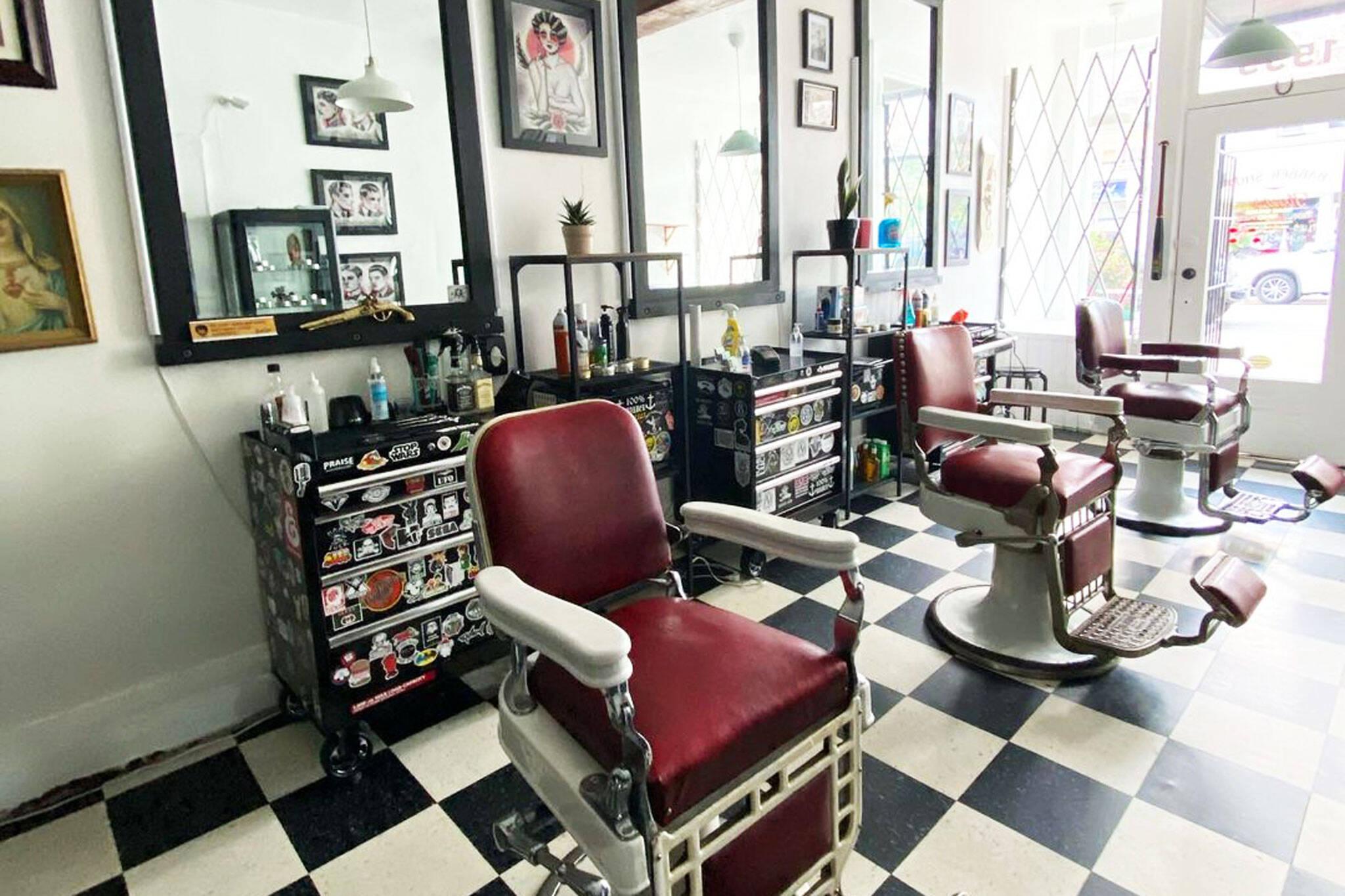 barbershops toronto