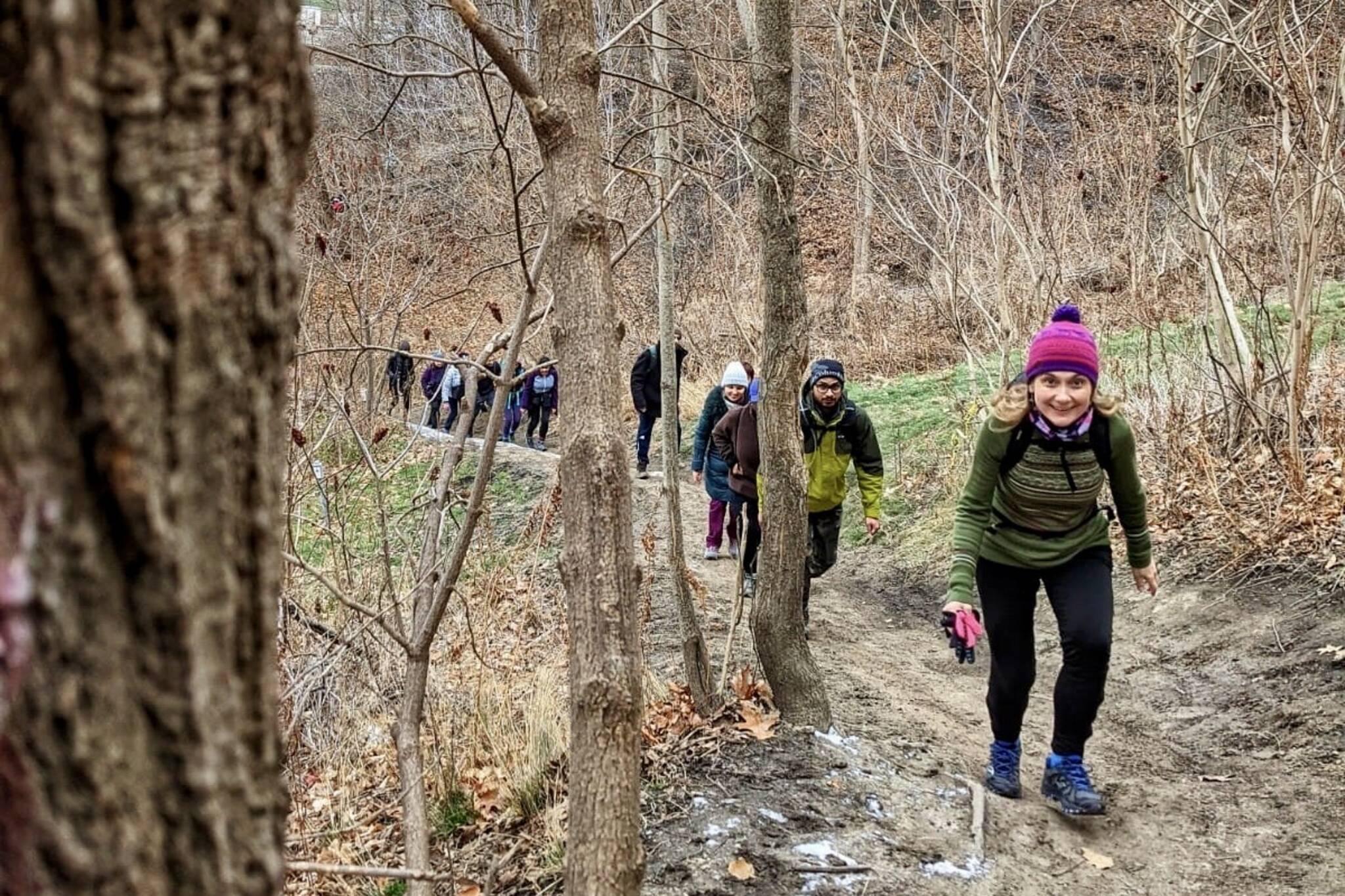 outdoor cadio ravine explorers