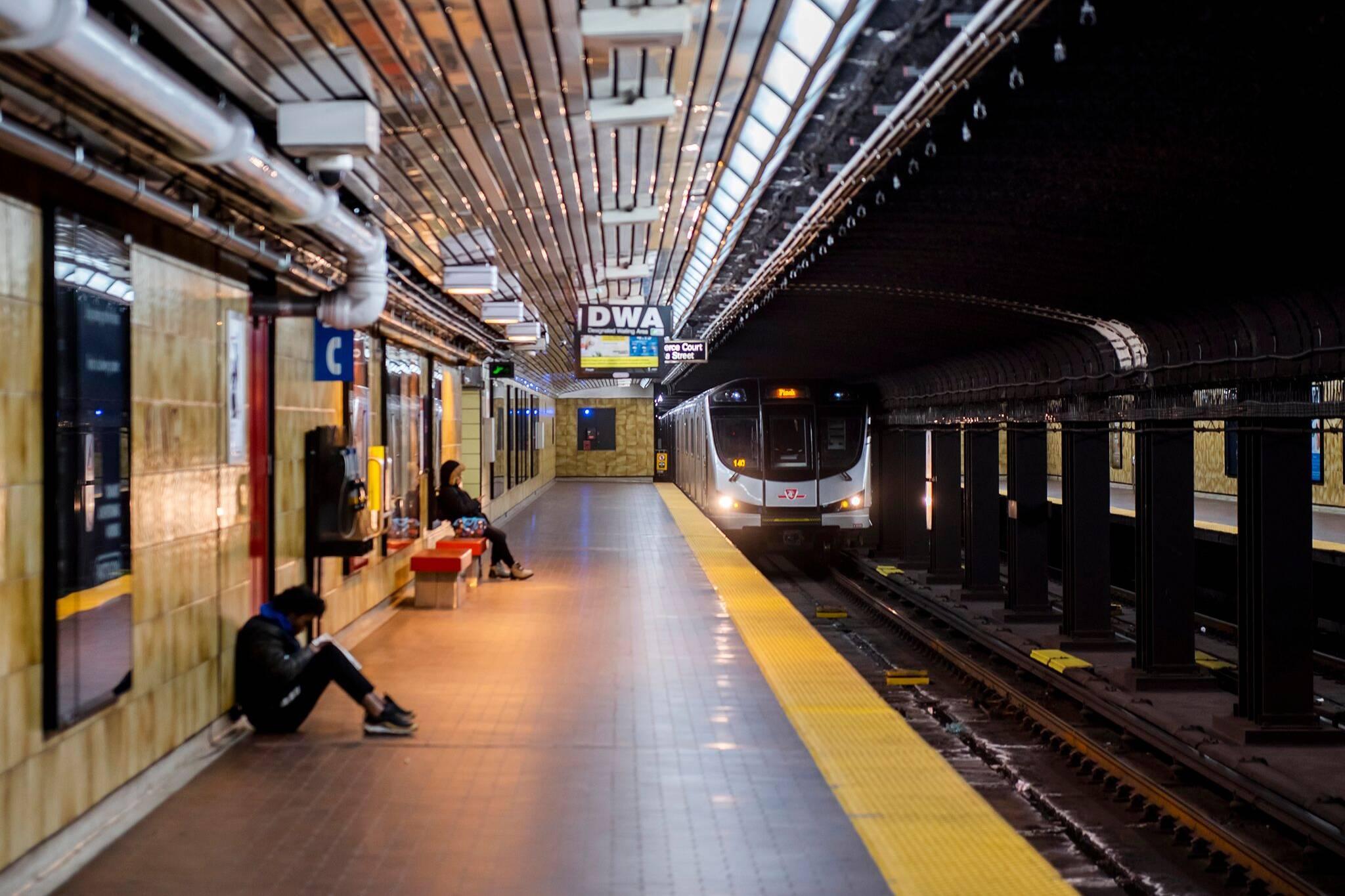 Yonge North Subway Extension