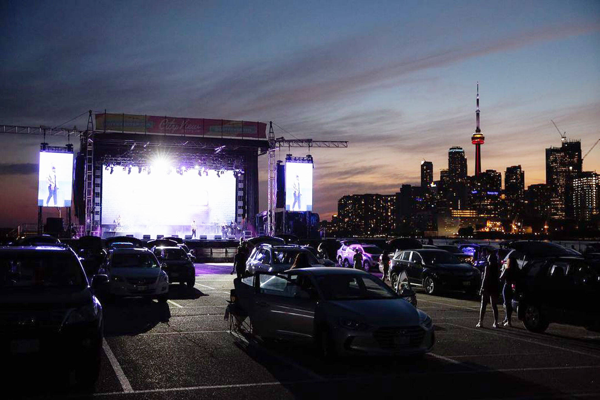 city view drive in theatre toronto
