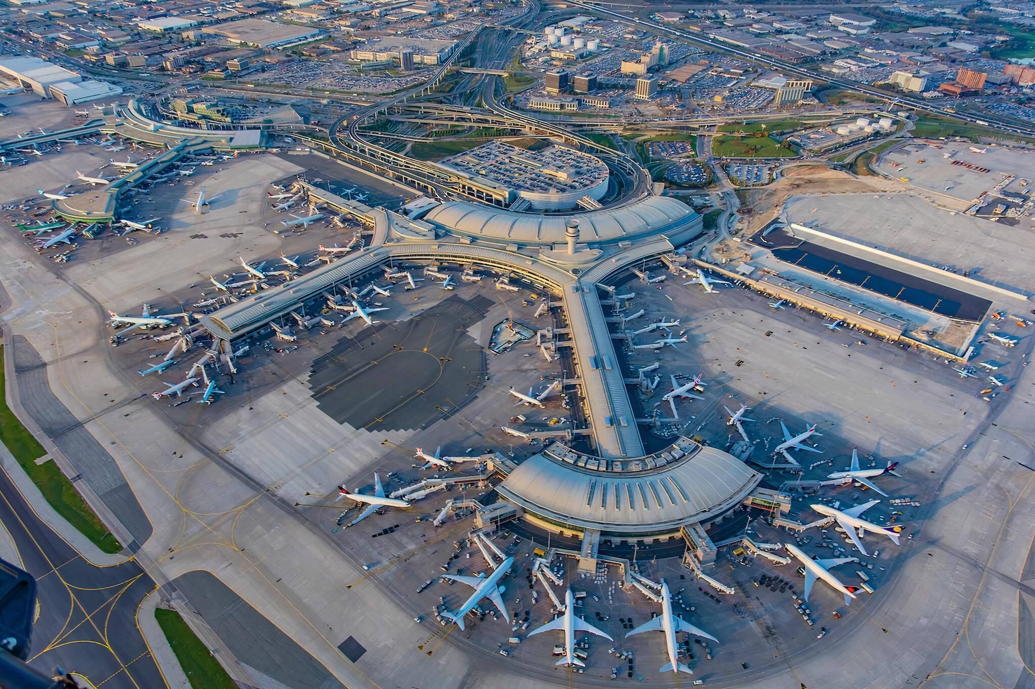 covid test pearson airport