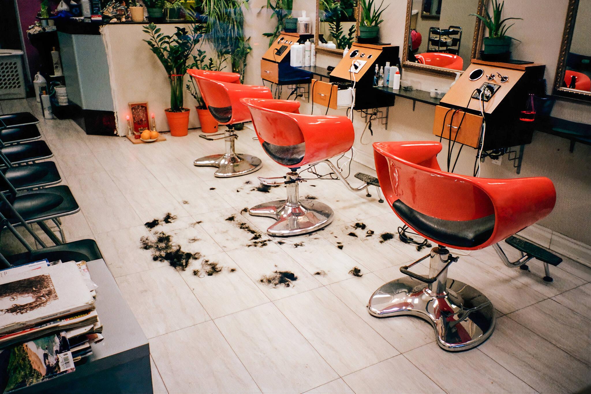 hair salons open toronto