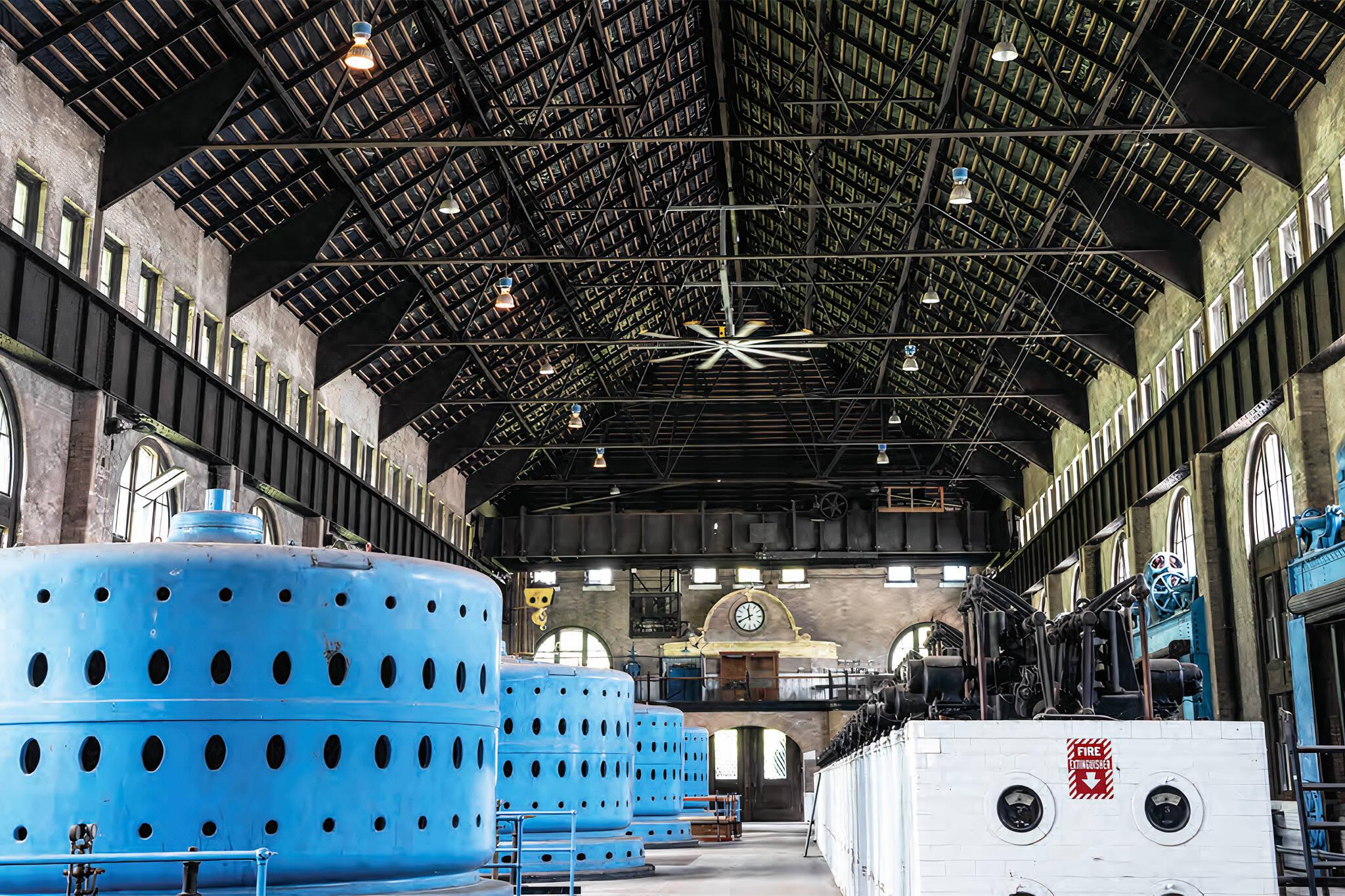 niagara parks power plant