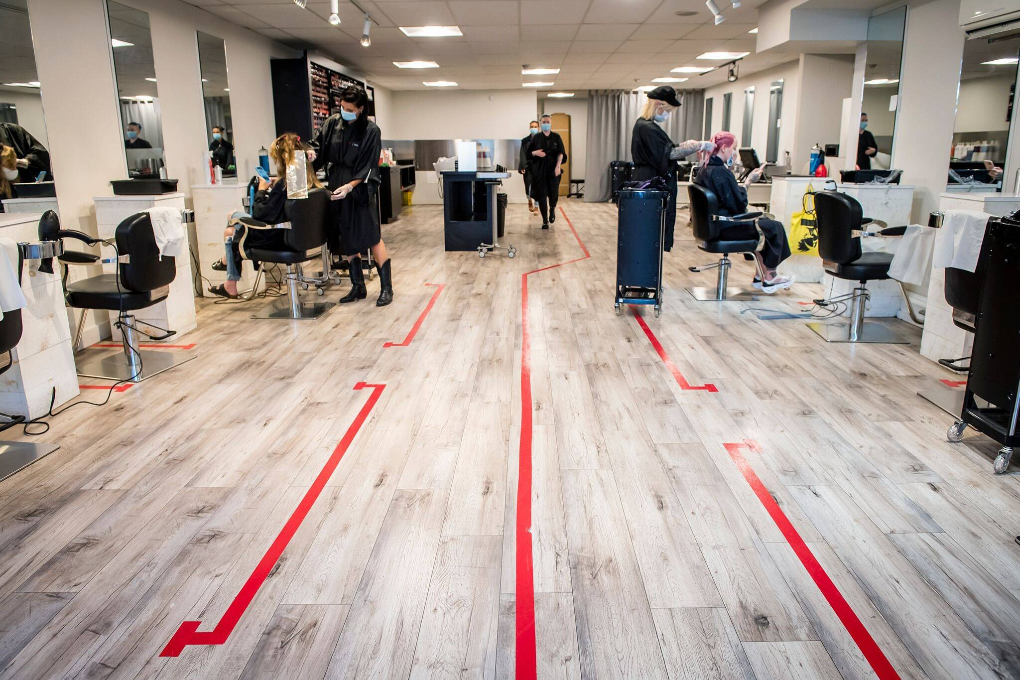 toronto hair salons