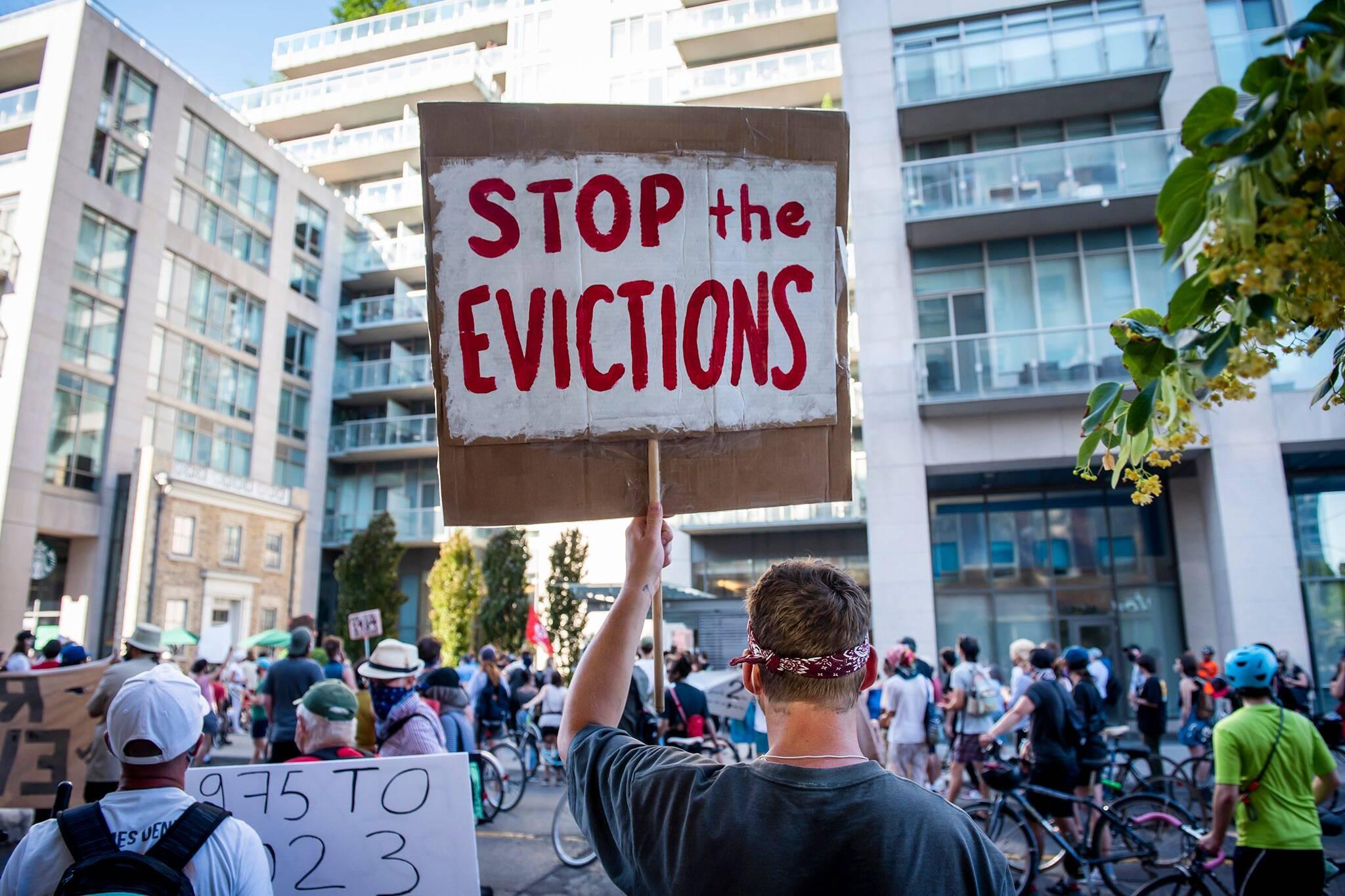 residential eviction ban ontario