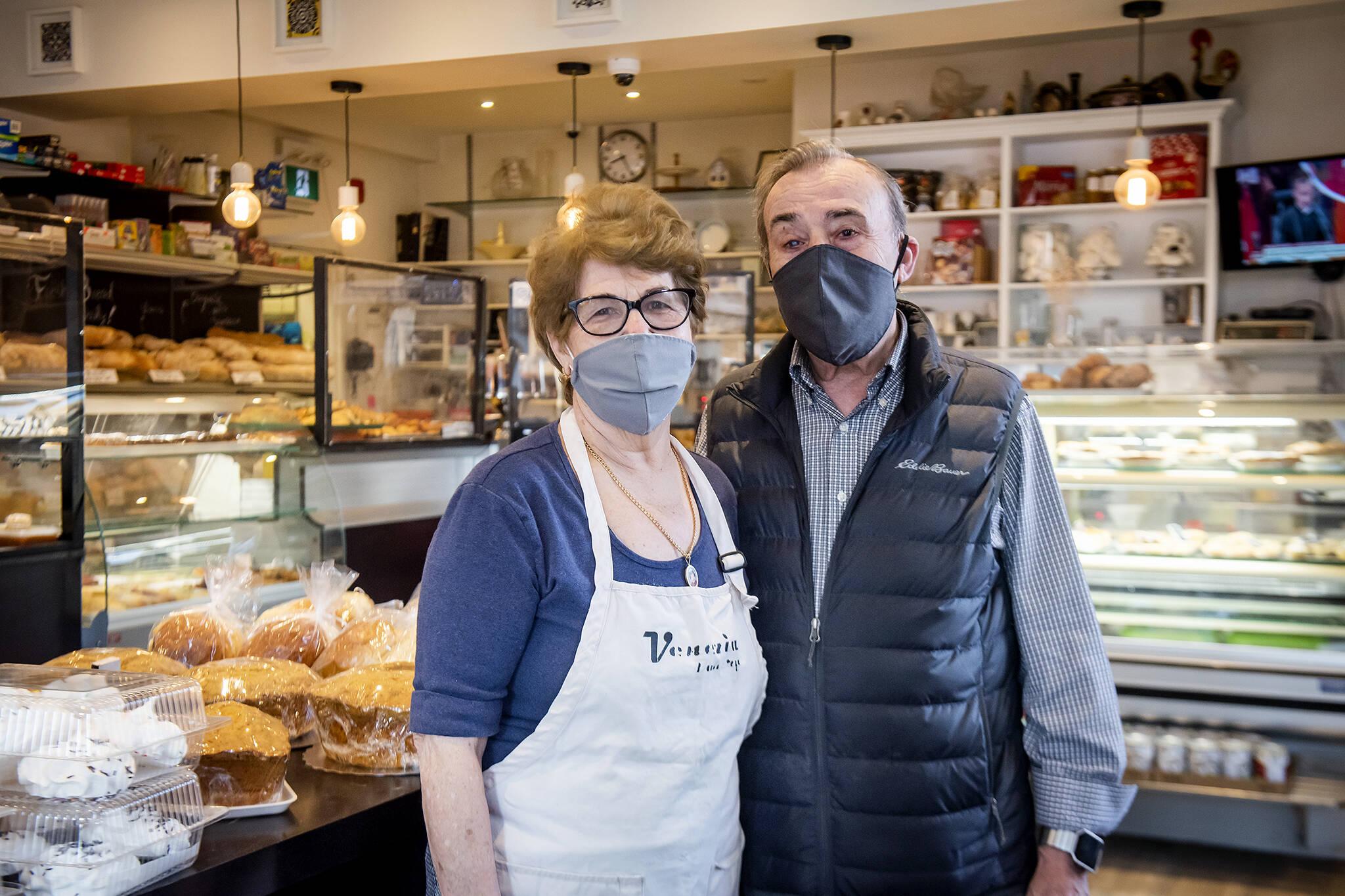 venezia bakery toronto