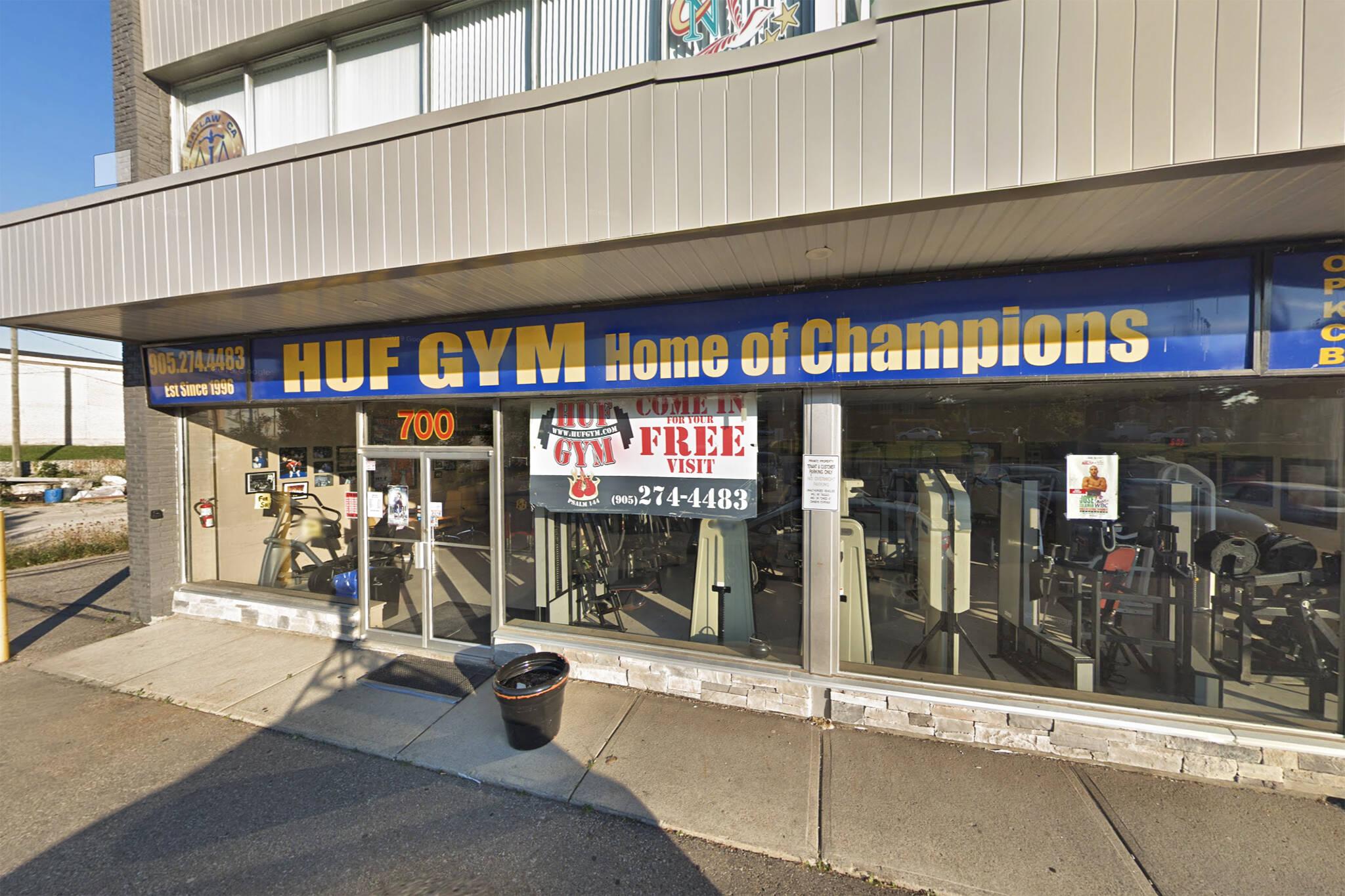 huf gym