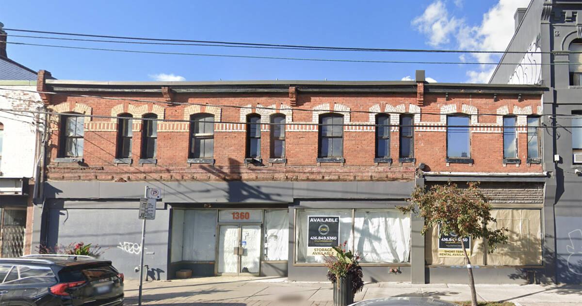 トロントの近所は、コンドミニアムの歴史的建造物の取り壊しの可能性に動揺しました