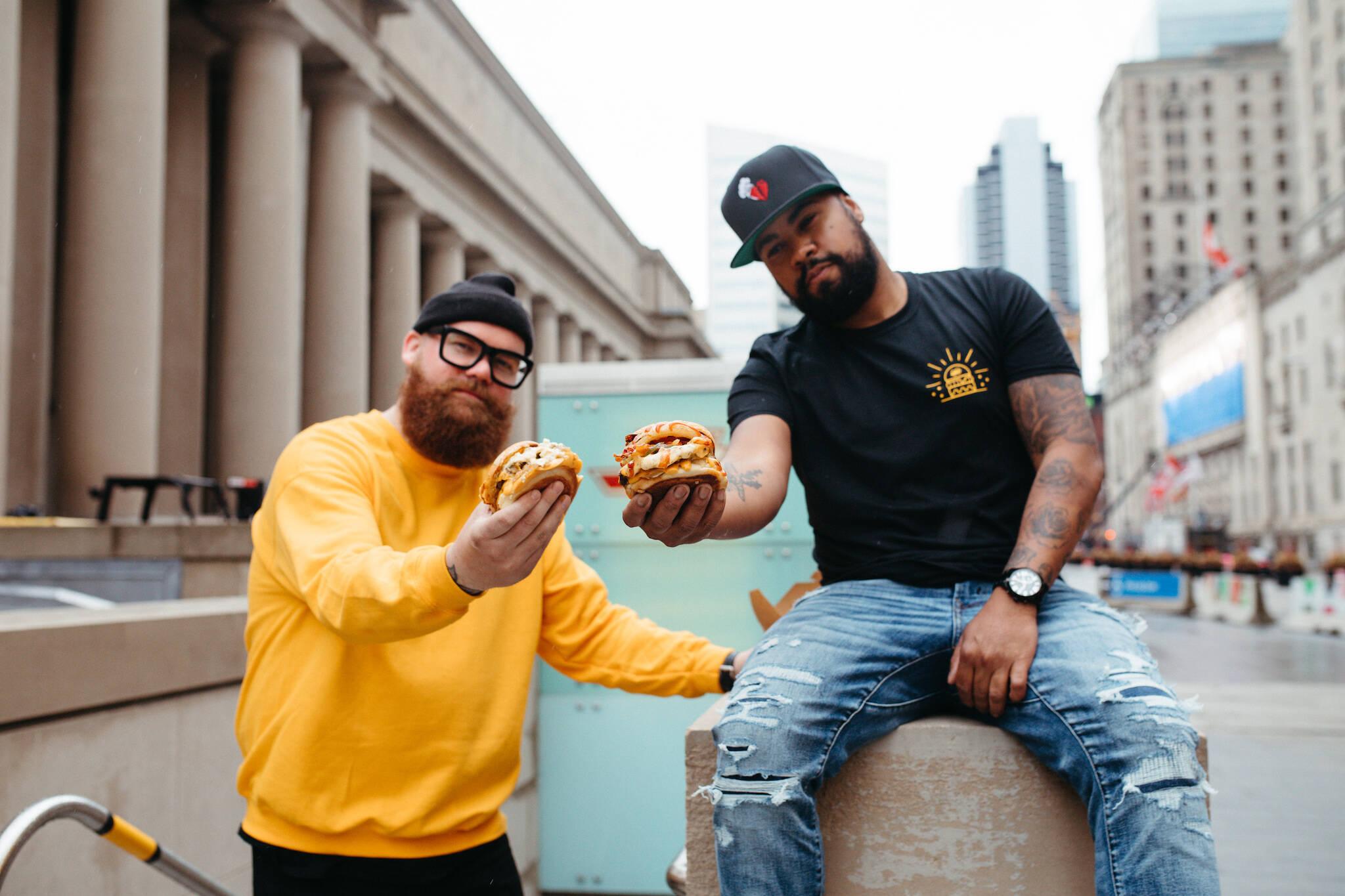 pigots burger club toronto