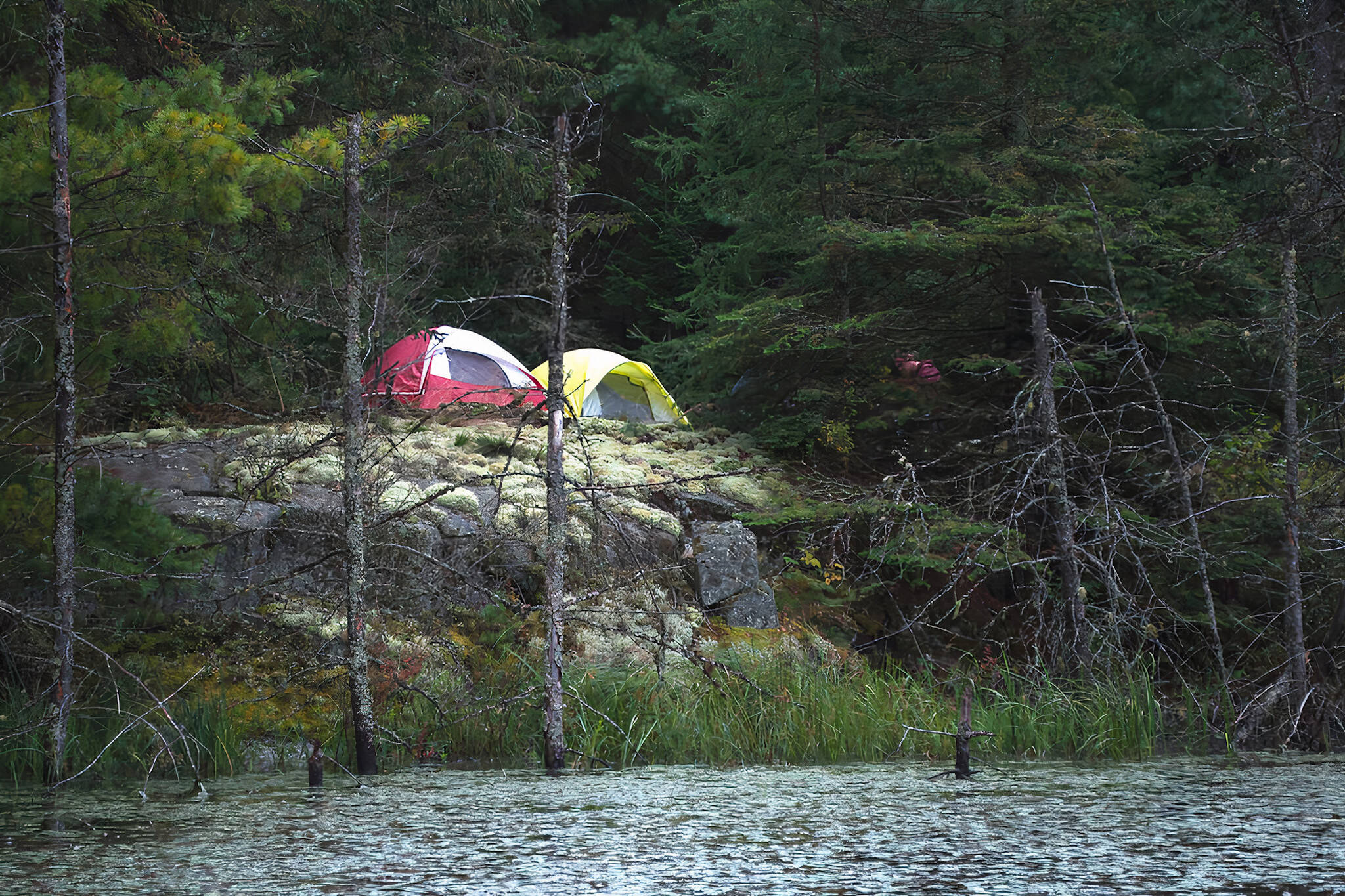 crown land camping ontario