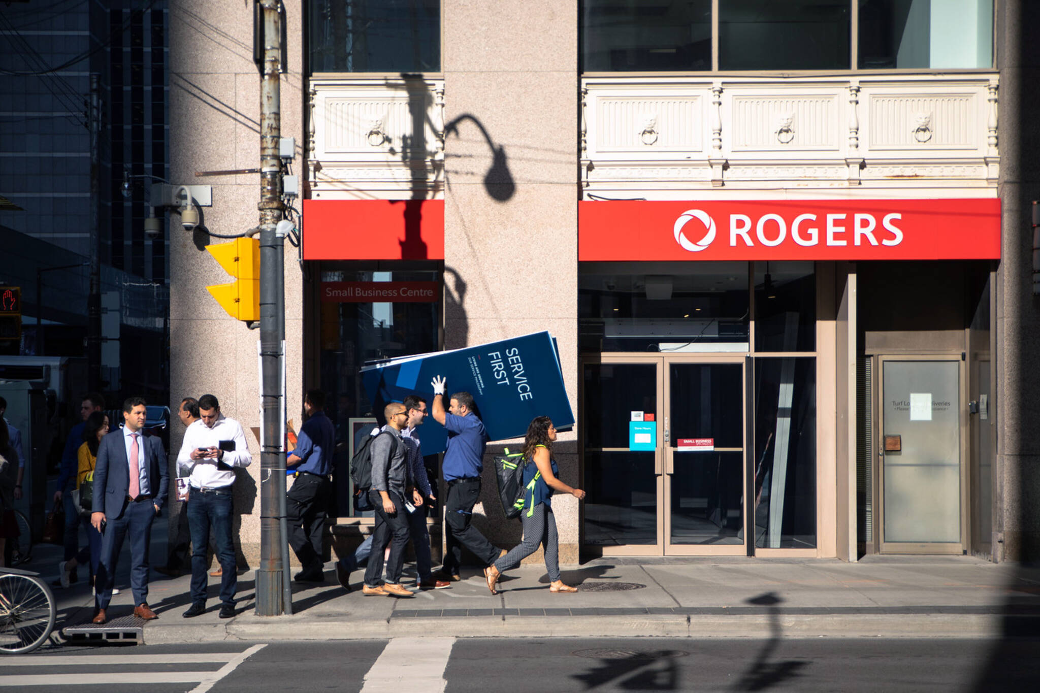 rogers outage