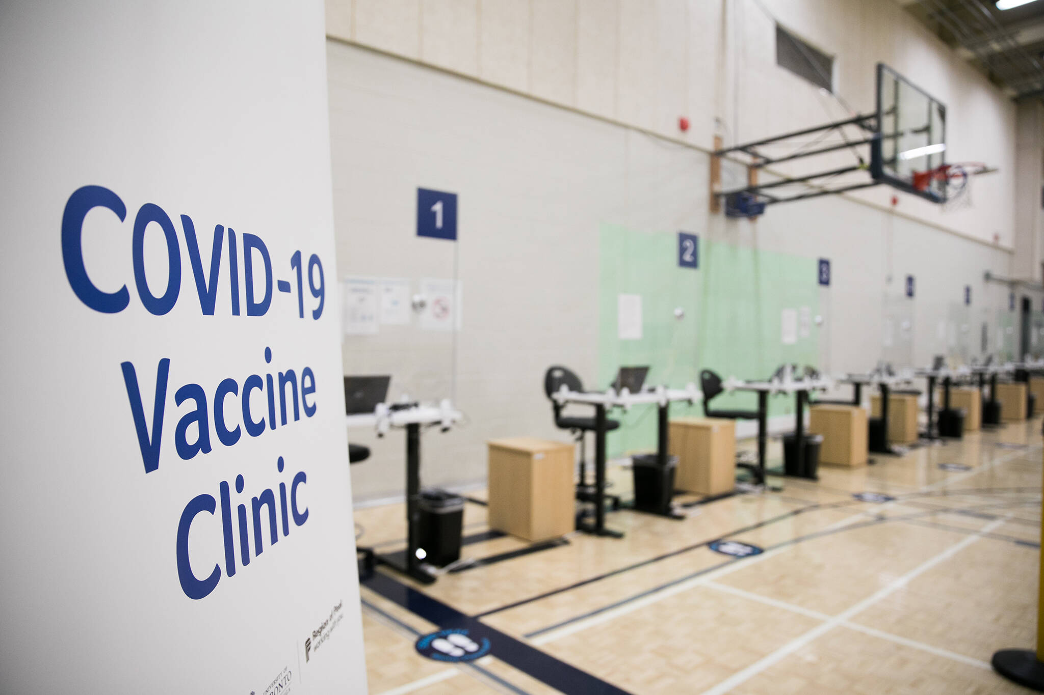 vaccine toronto