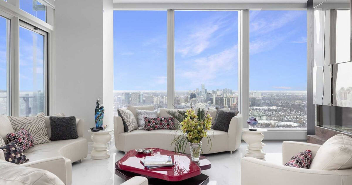These are the three most expensive condos sold in Toronto since the pandemic started