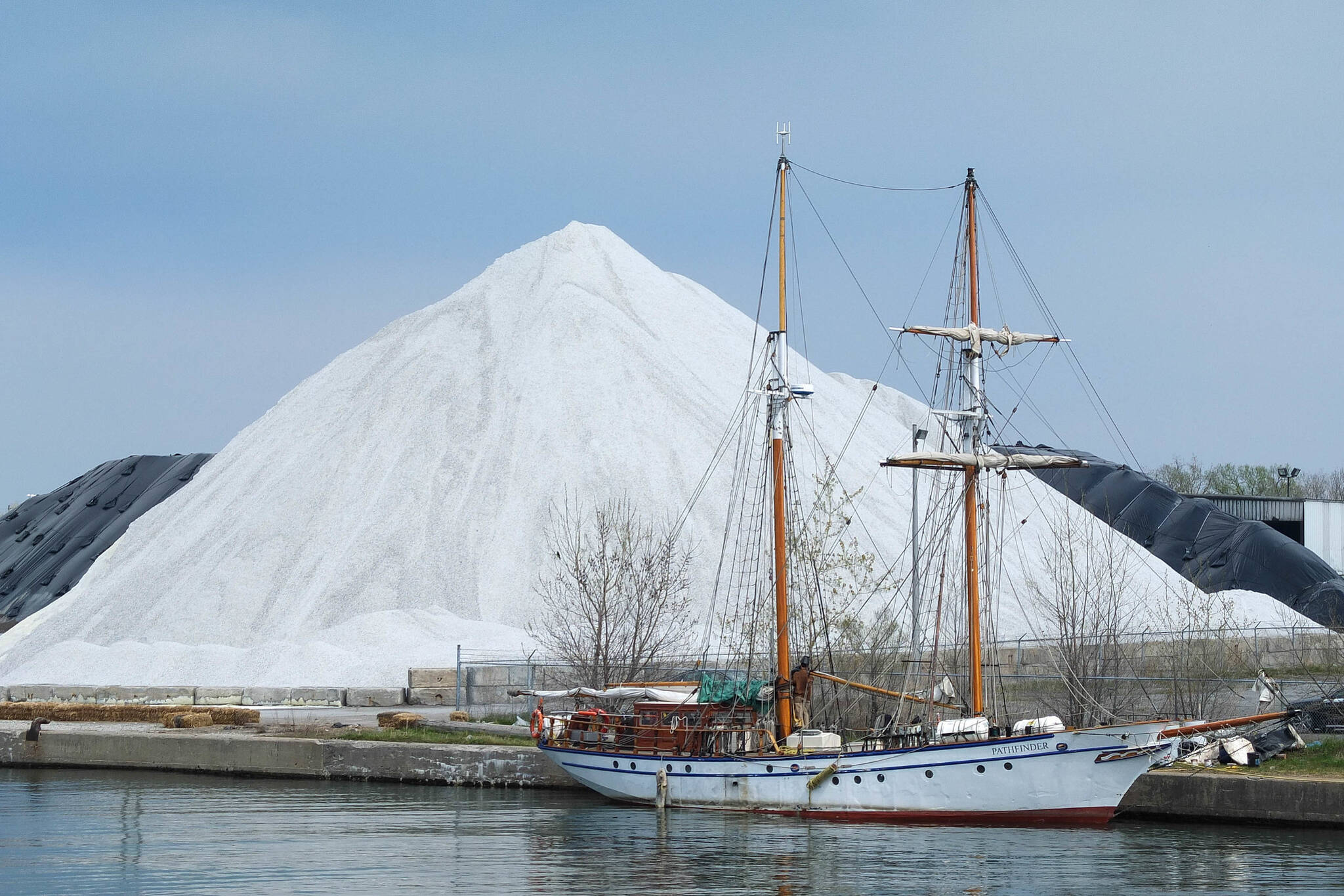 road salt toronto