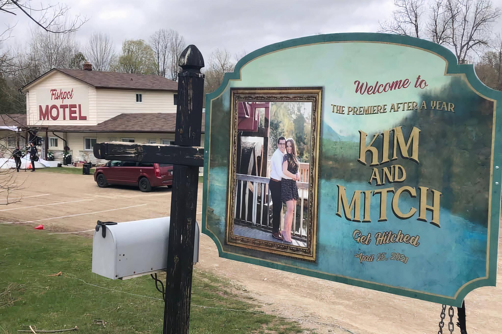 schitts creek wedding