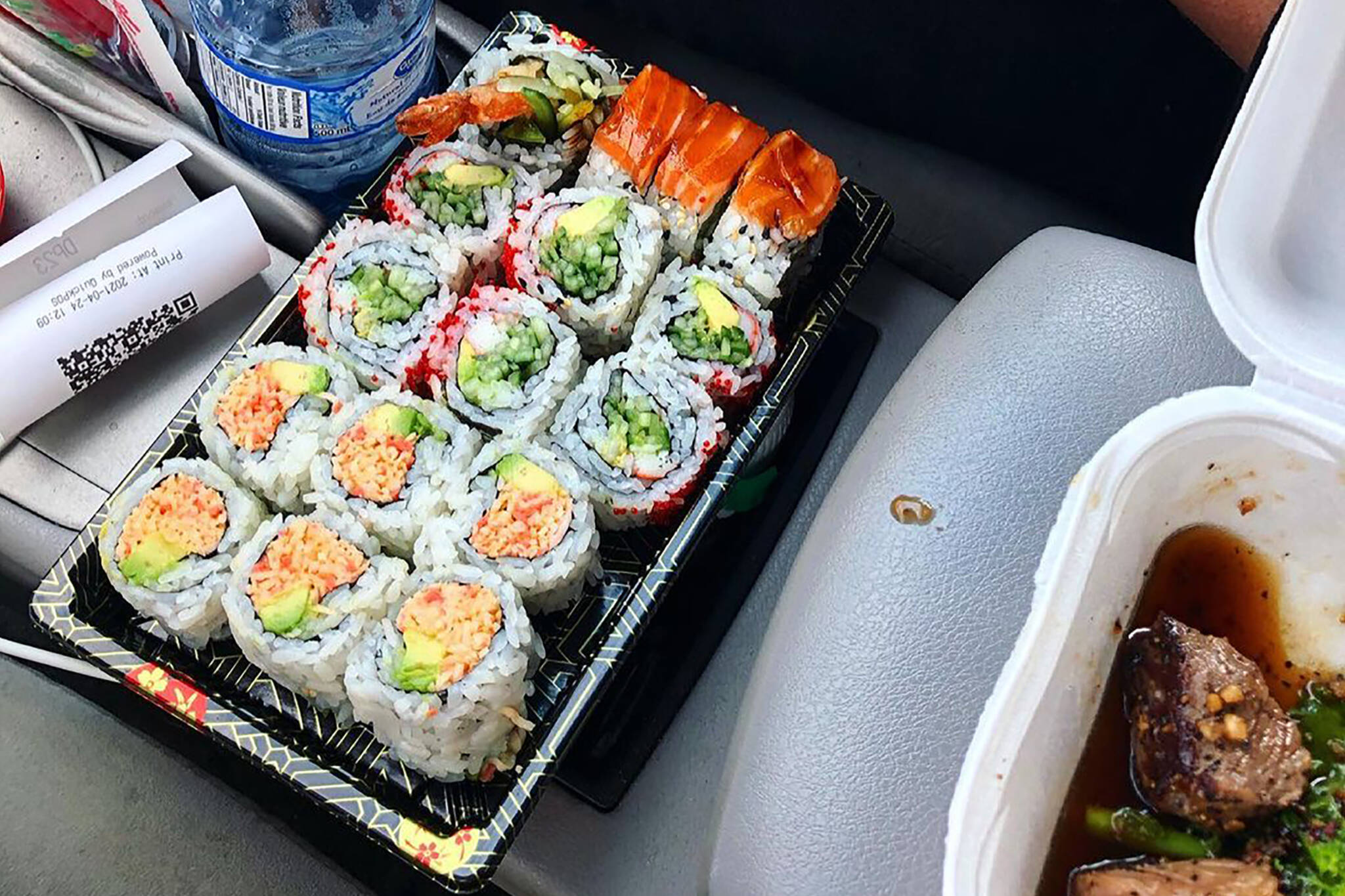 K&B sushi toronto
