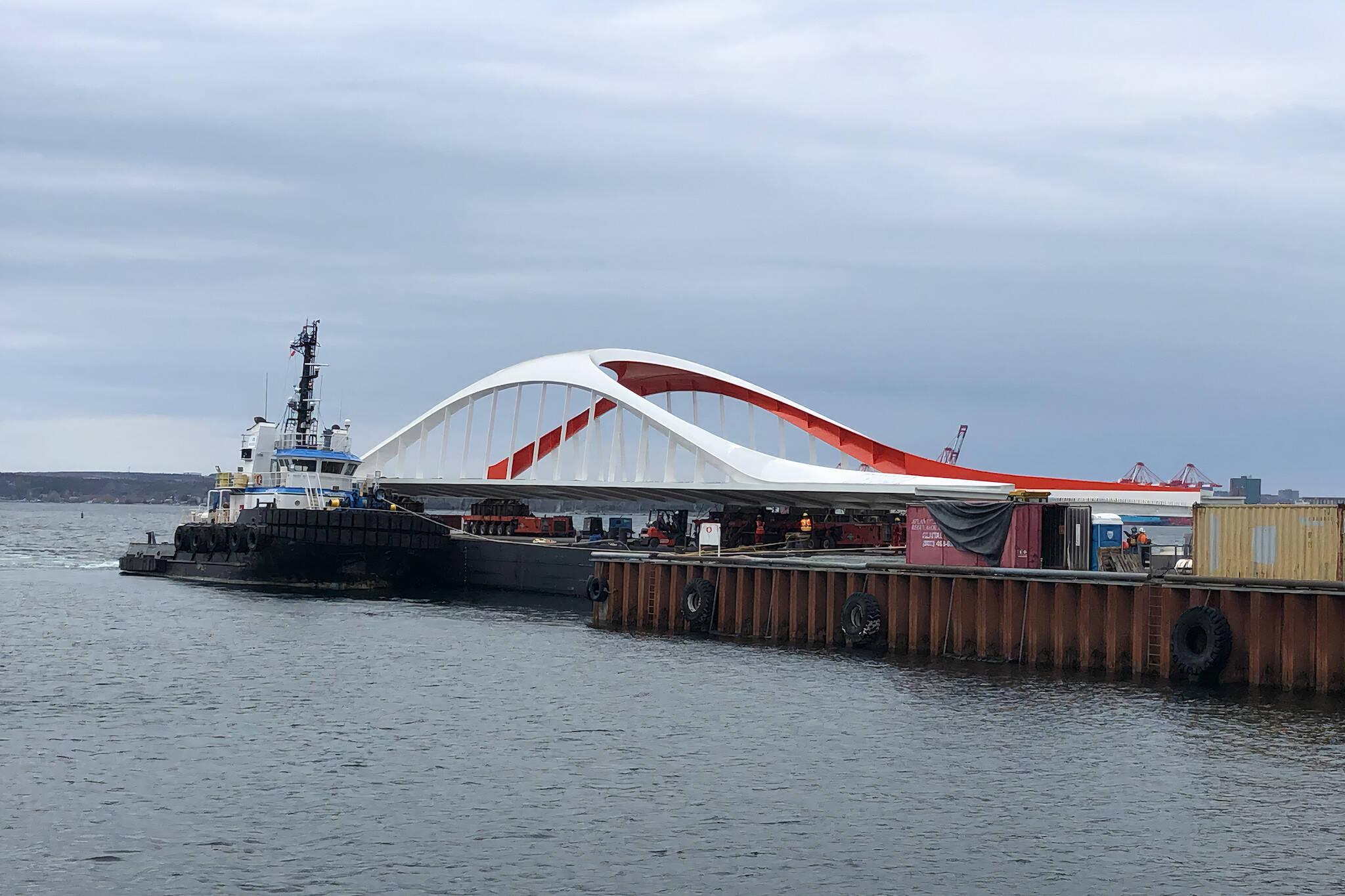 commissioners street bridge toronto