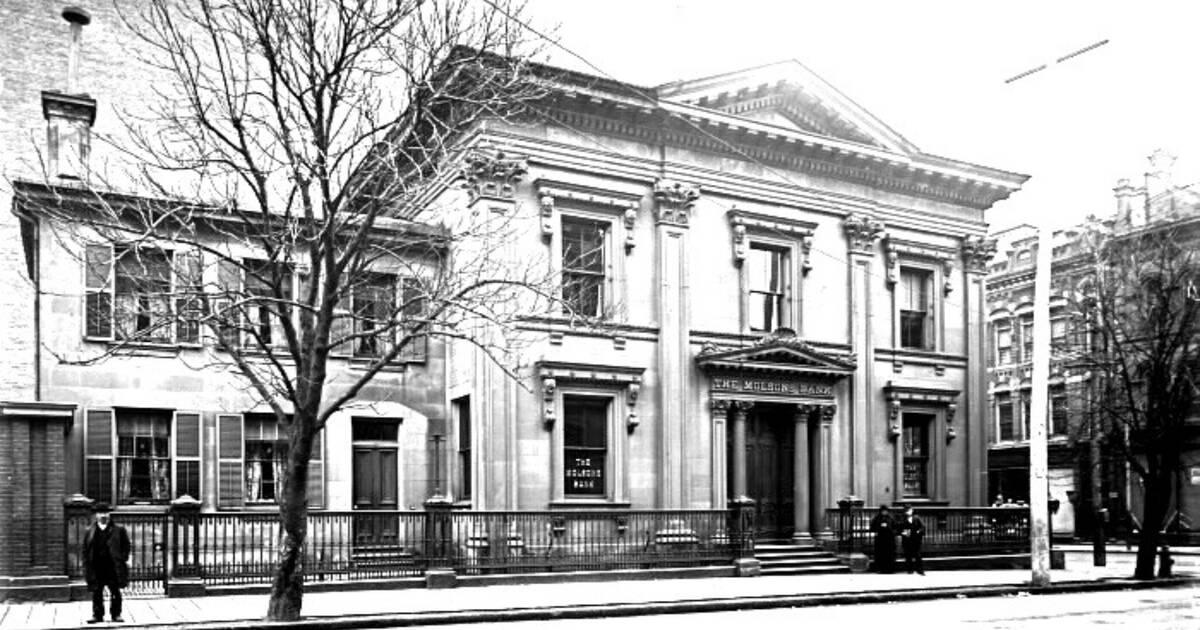 かつてトロントで最も壮大な邸宅だった歴史