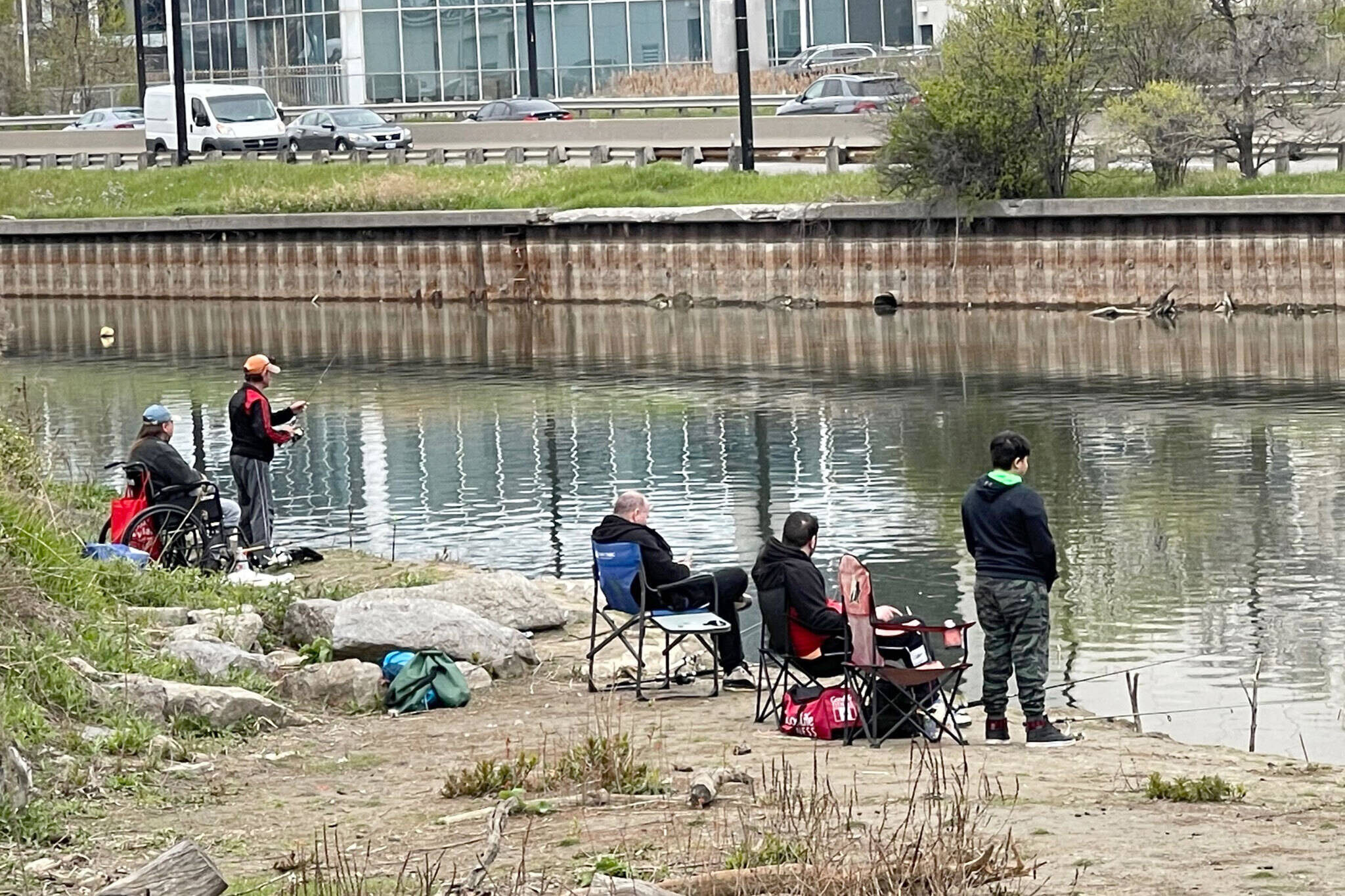 Toronto fishing