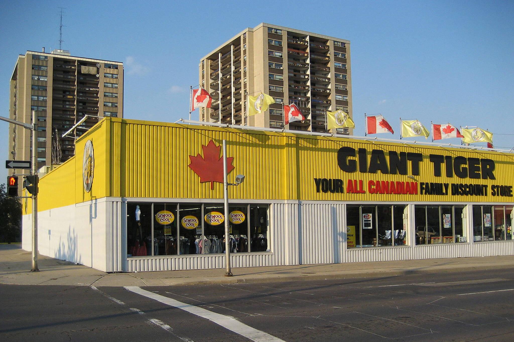 giant tiger expansion