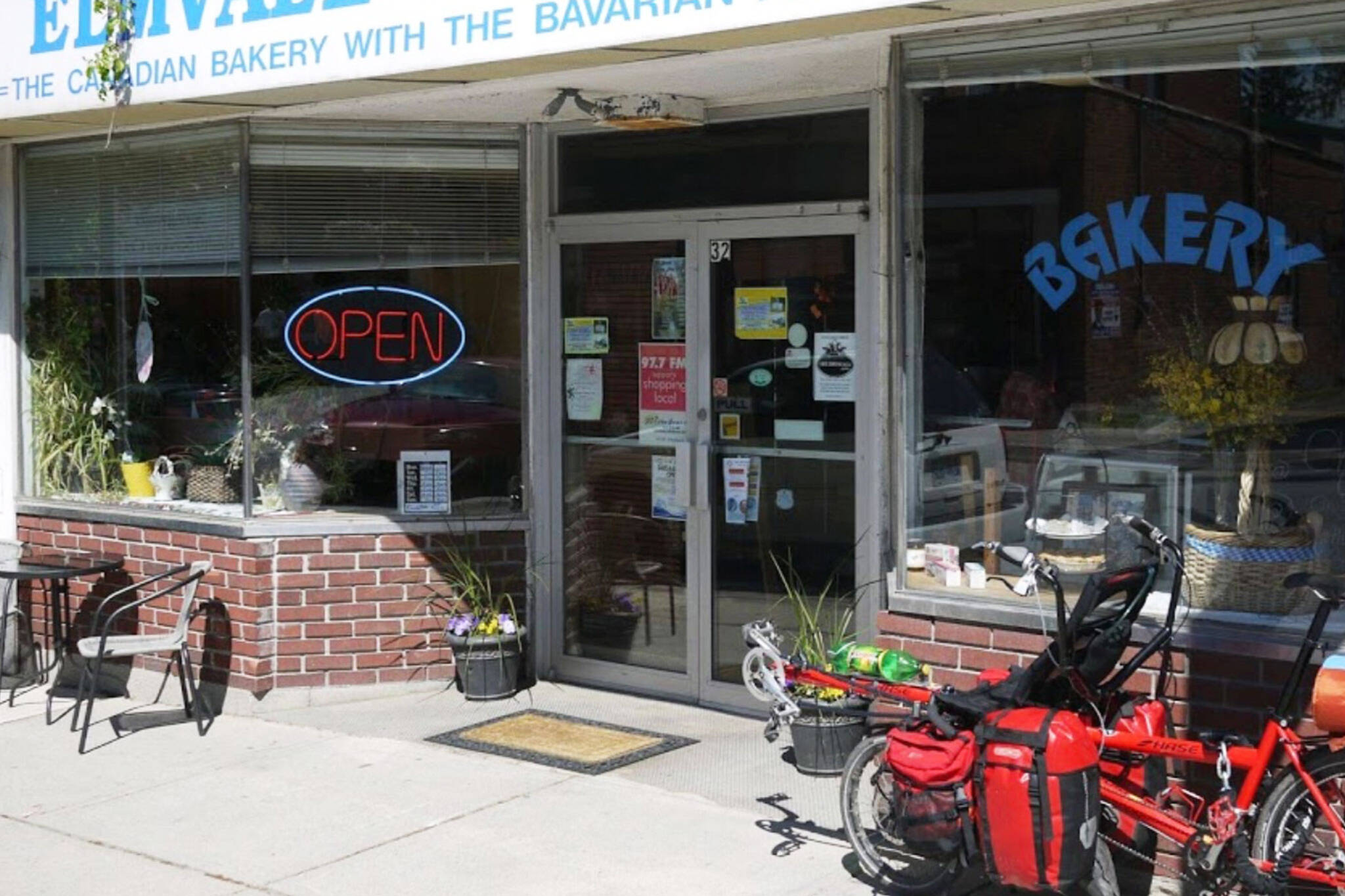 bakery google review