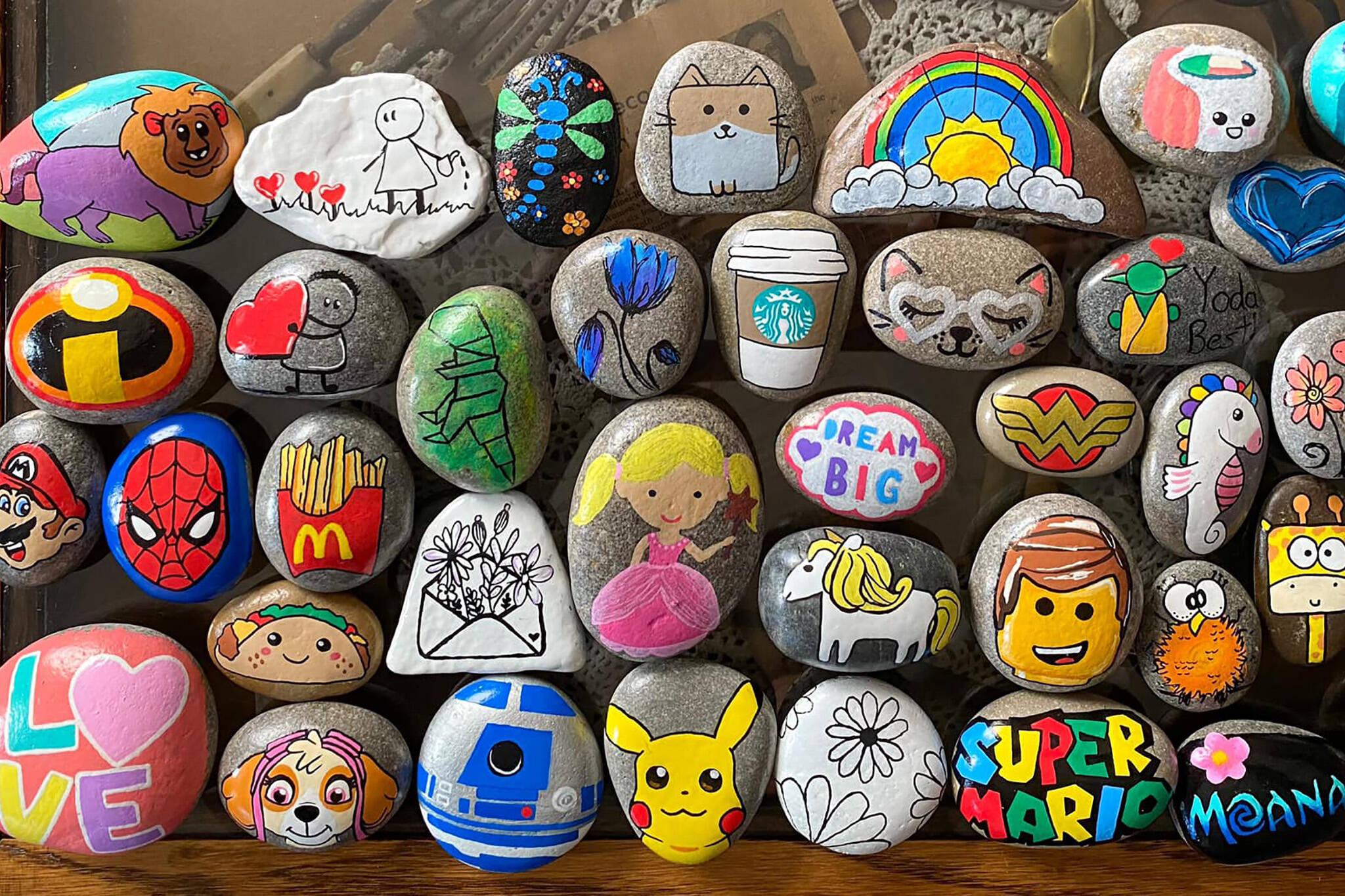 kindness rocks toronto