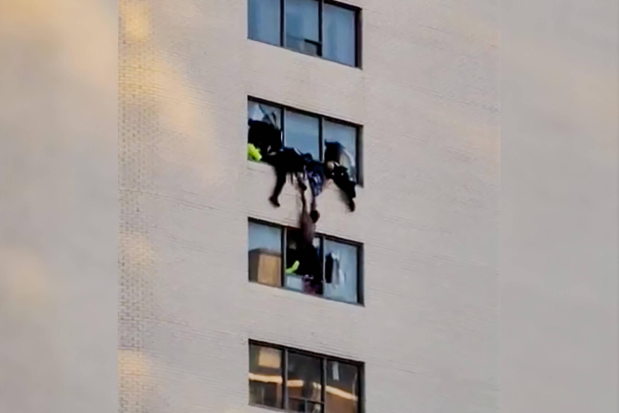 toronto police rescue