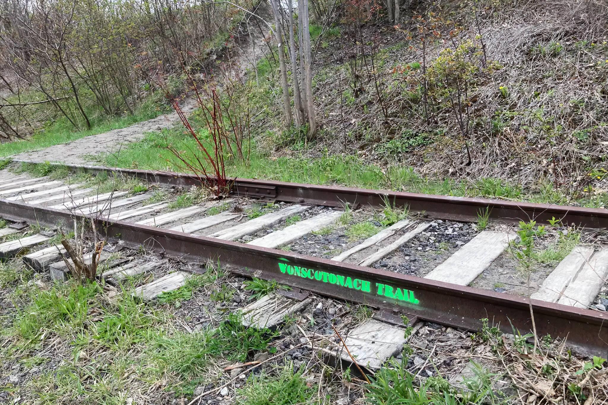 wonscotonach trail toronto
