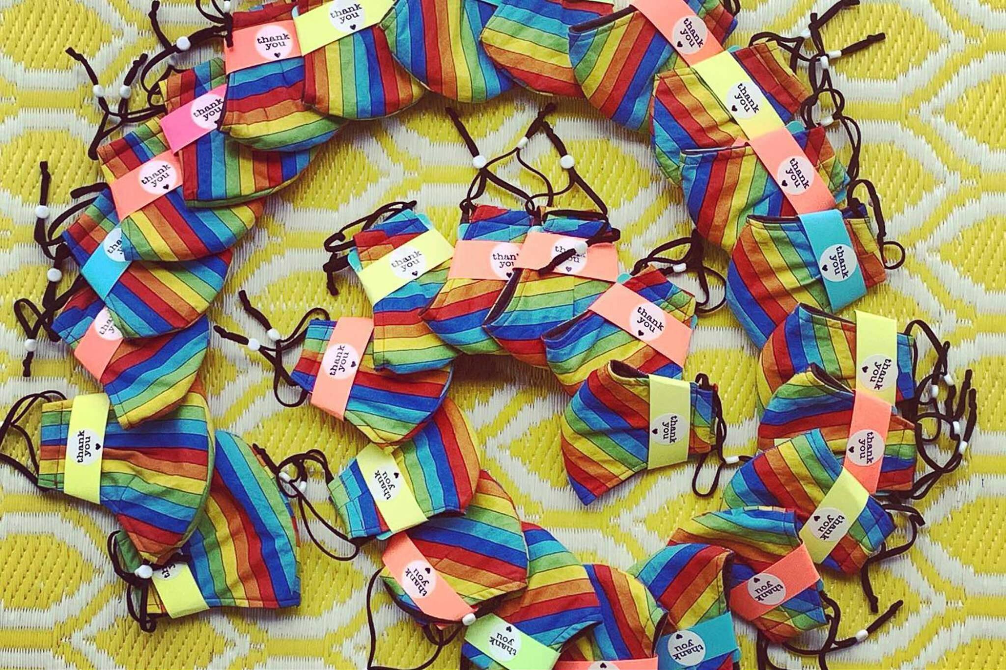 pride masks kindergarten