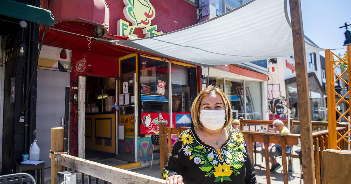 トロントのオリジナルのメキシコ料理レストランは、カップル間の友情にまでさかのぼることができます
