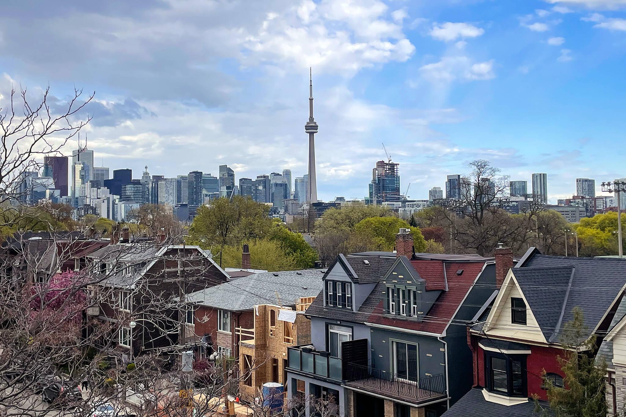 housing affordability toronto