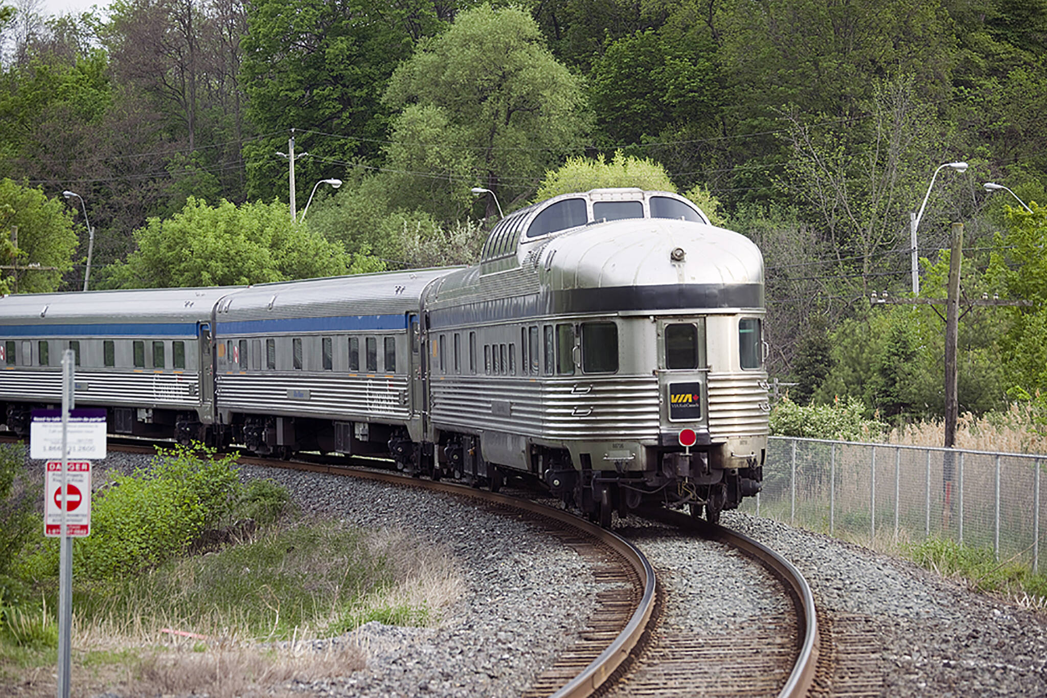 ontario train