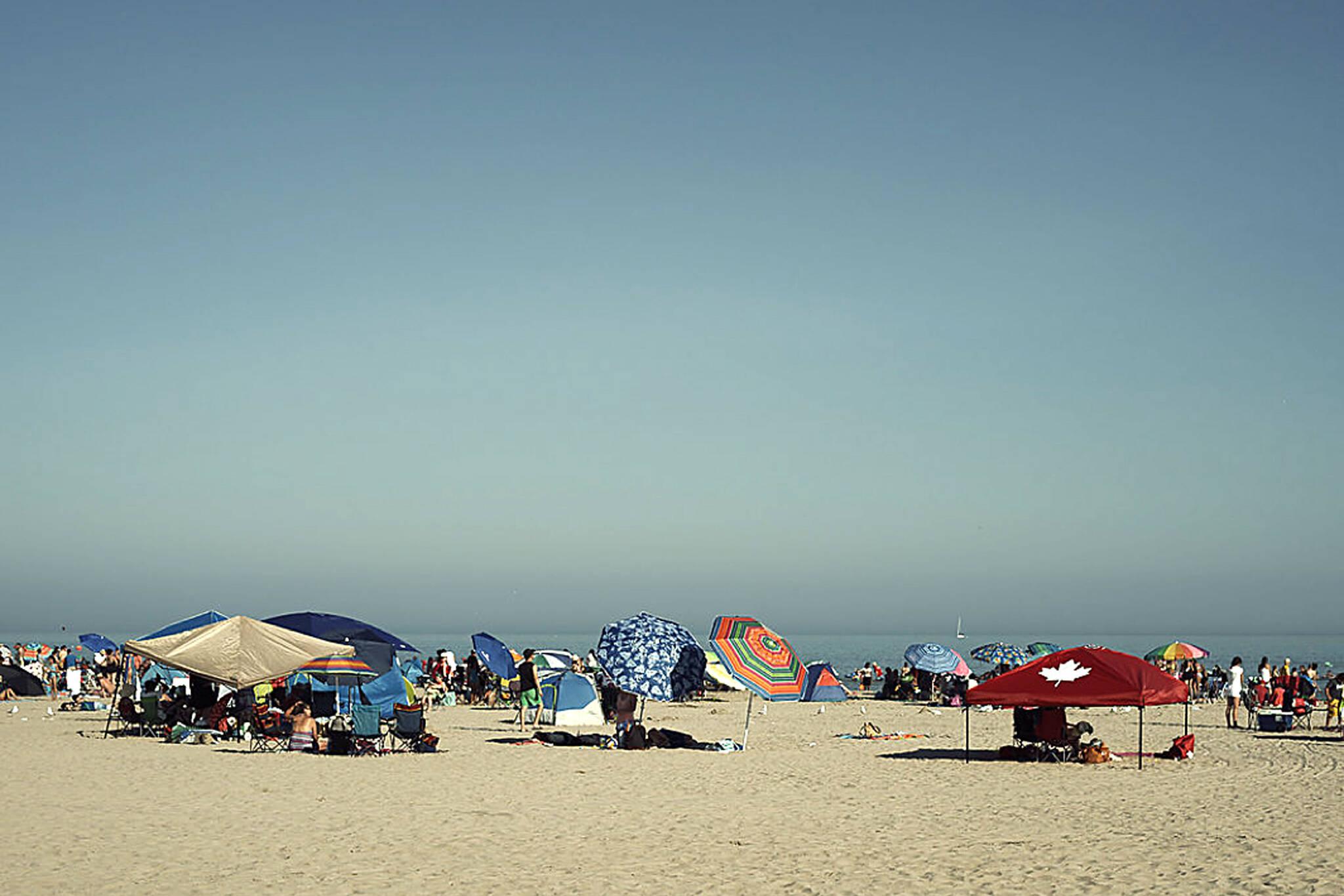 cobourg beach open