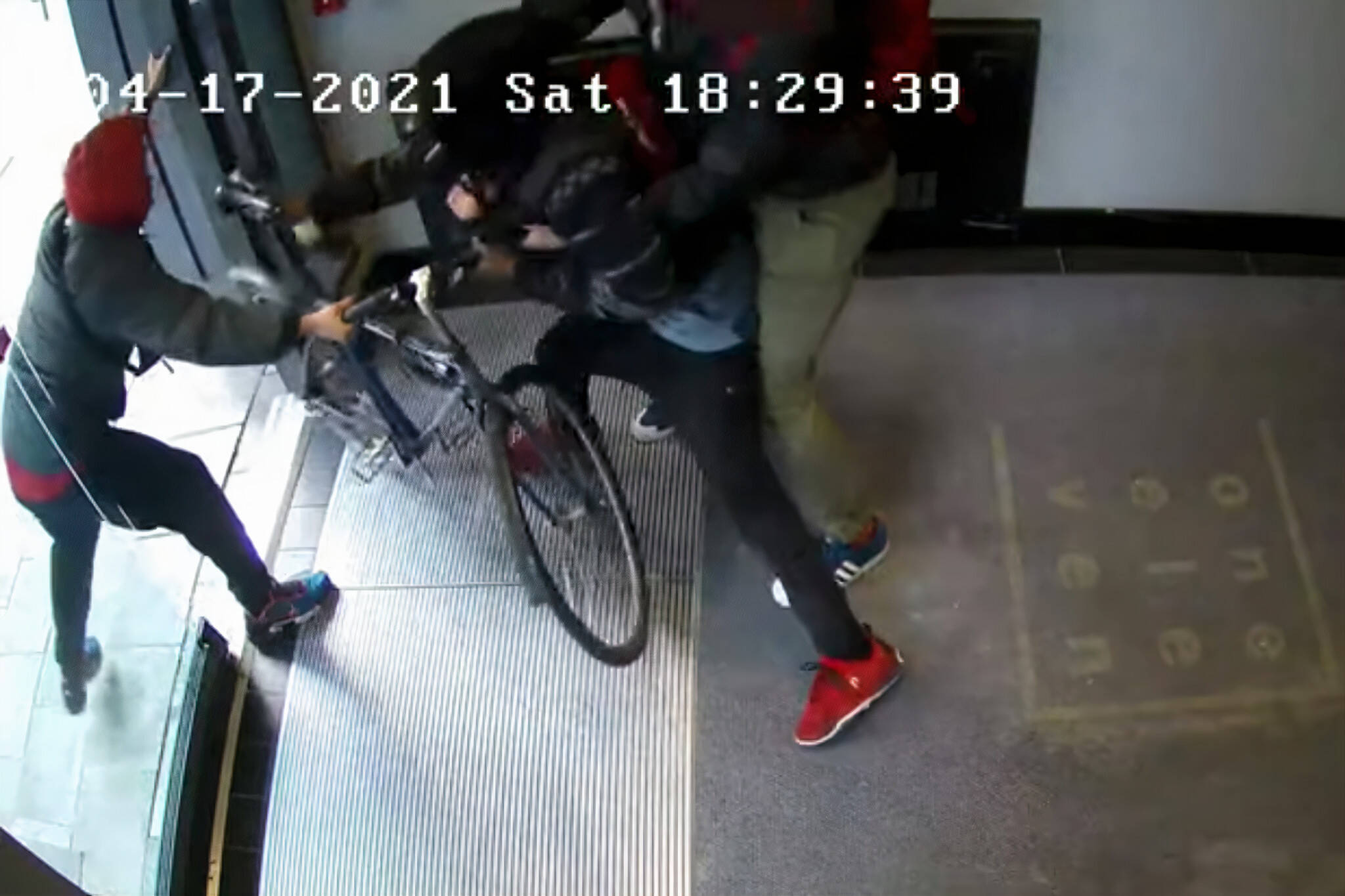 bike robbery toronto