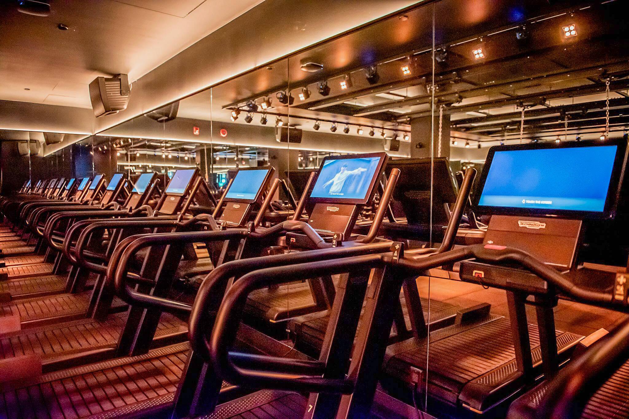 gyms reopening toronto