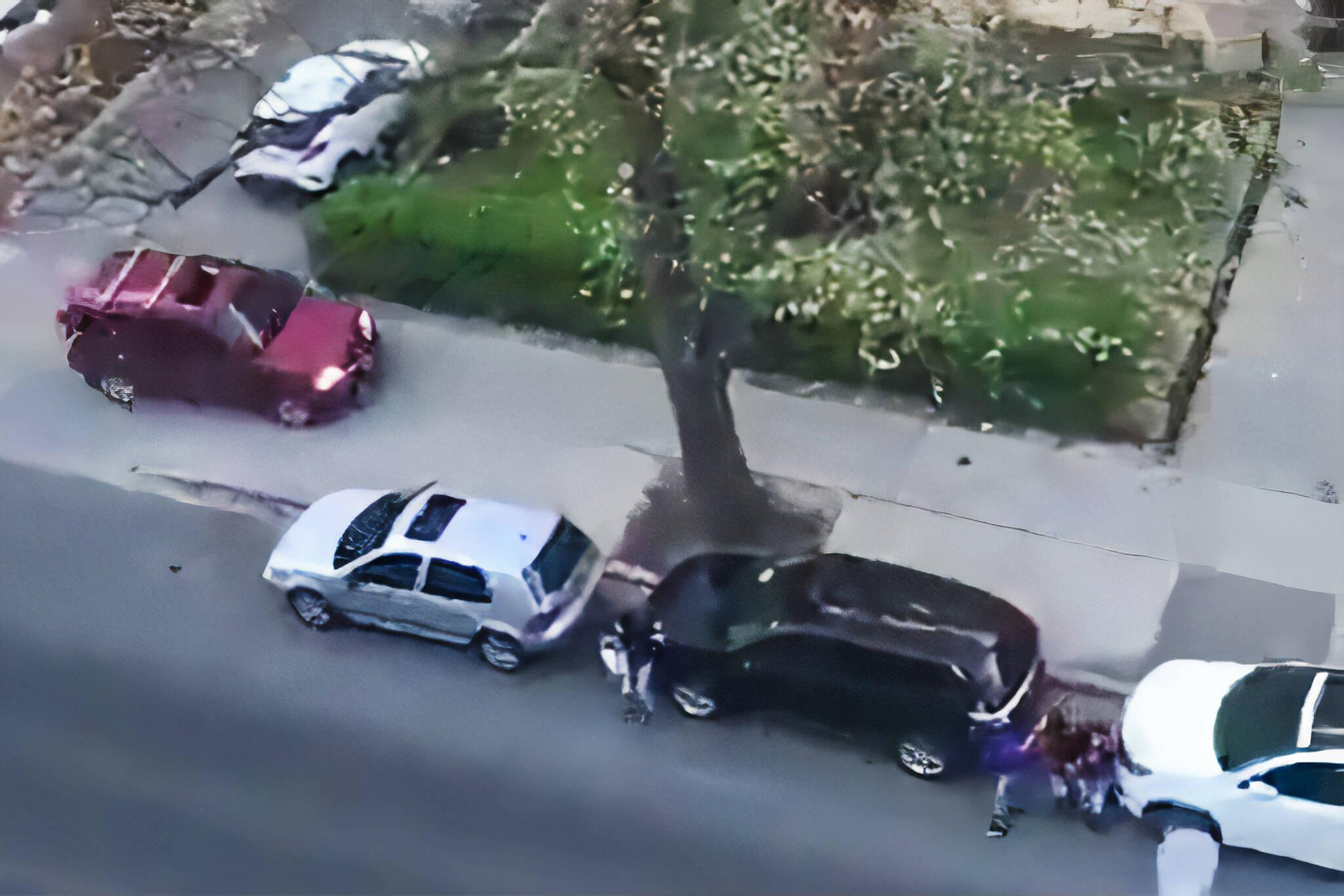 toronto sidewalk video