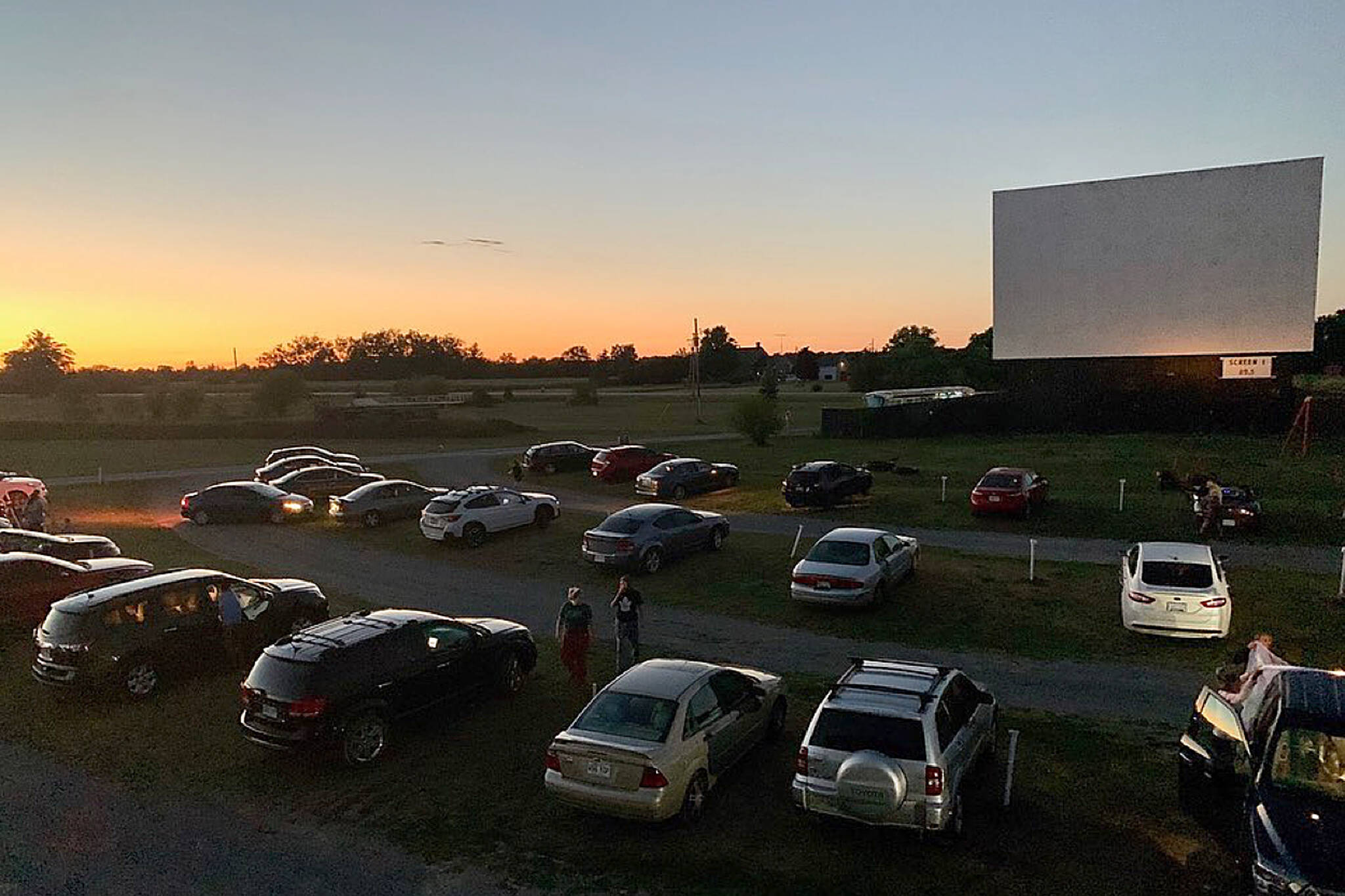 drive in theatres ontario