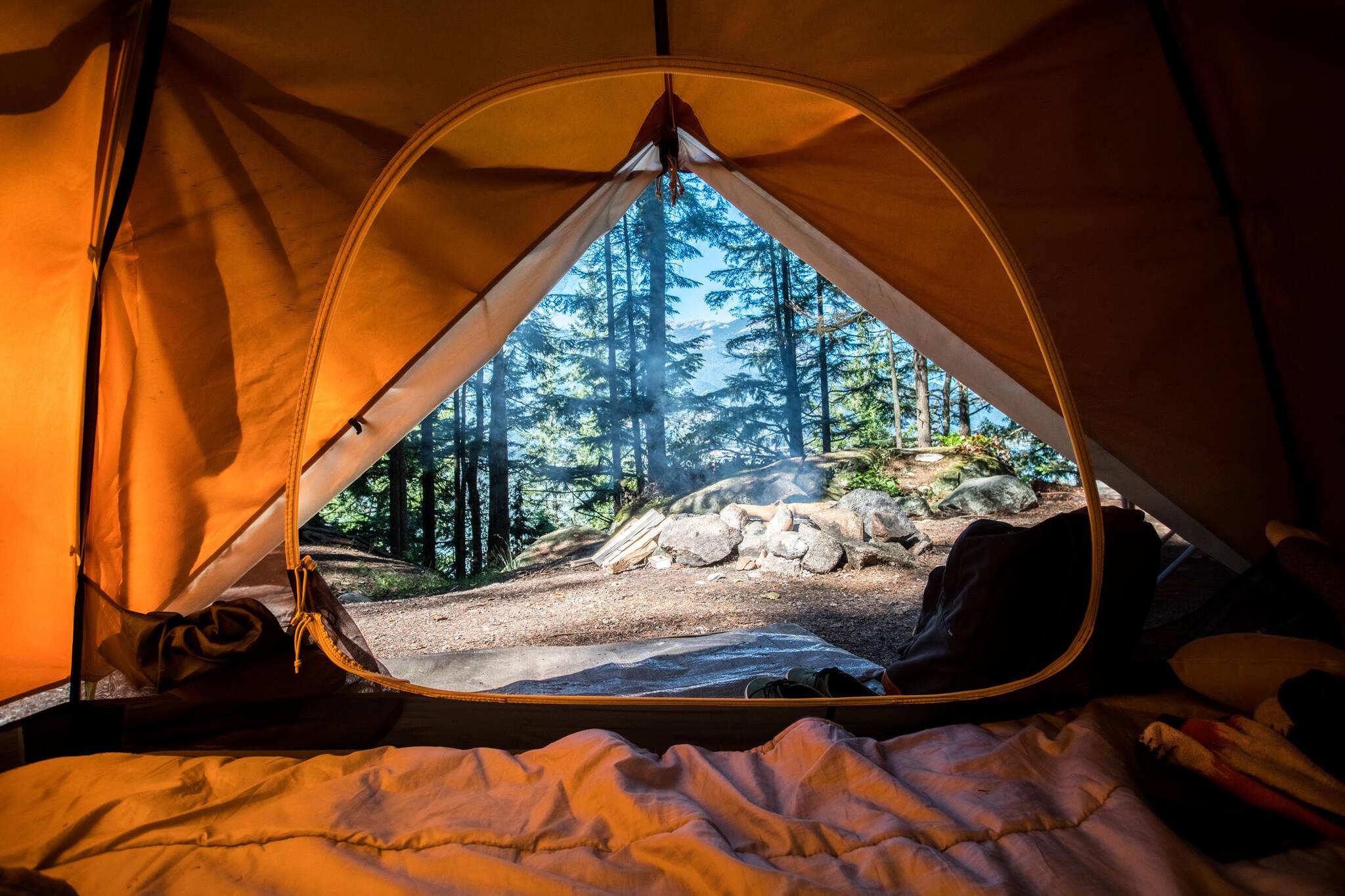 book camping in ontario reopening plan
