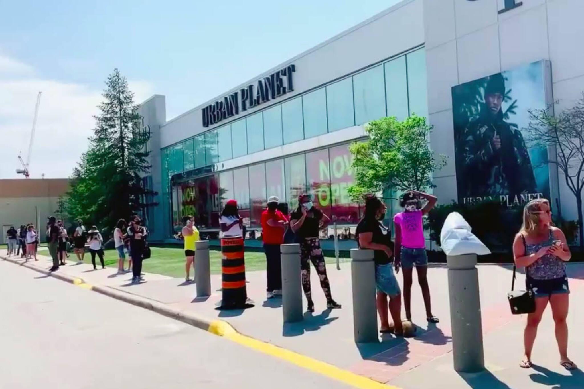 toronto retail stores