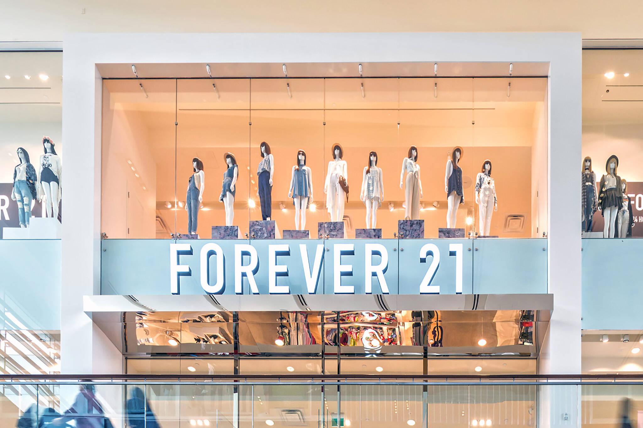 forever 21 canada