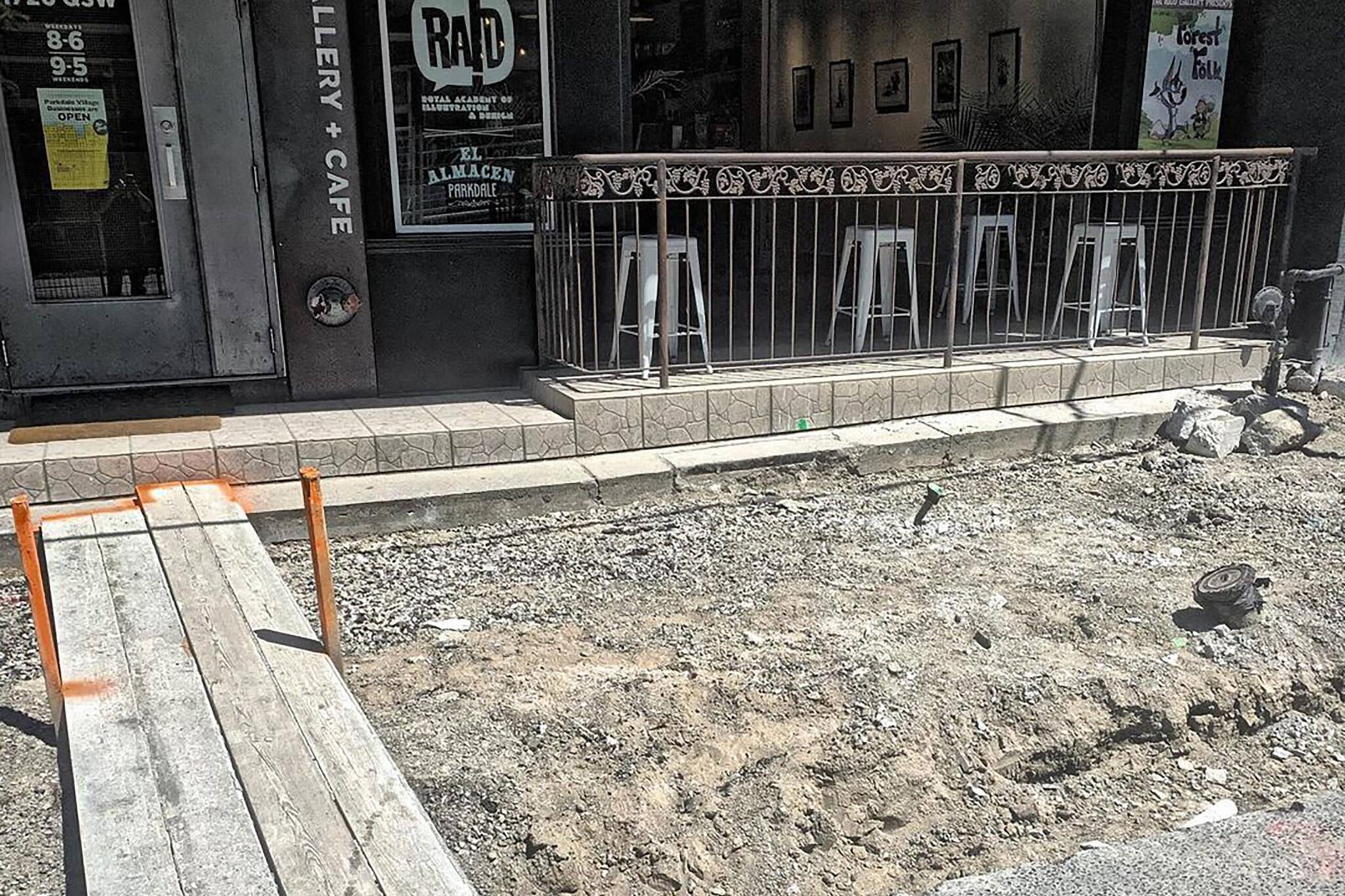 toronto patios construction