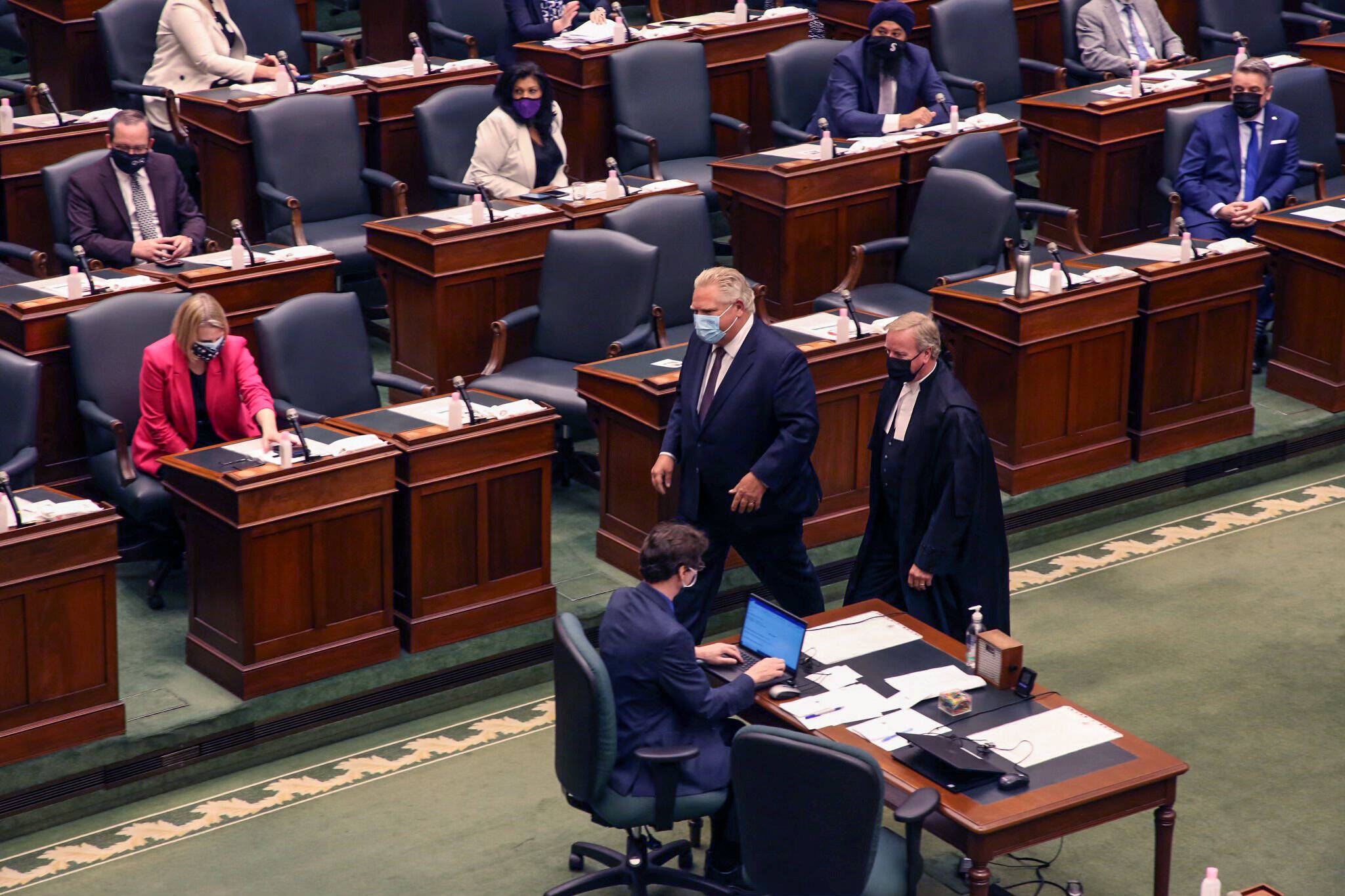 doug ford notwithstanding clause