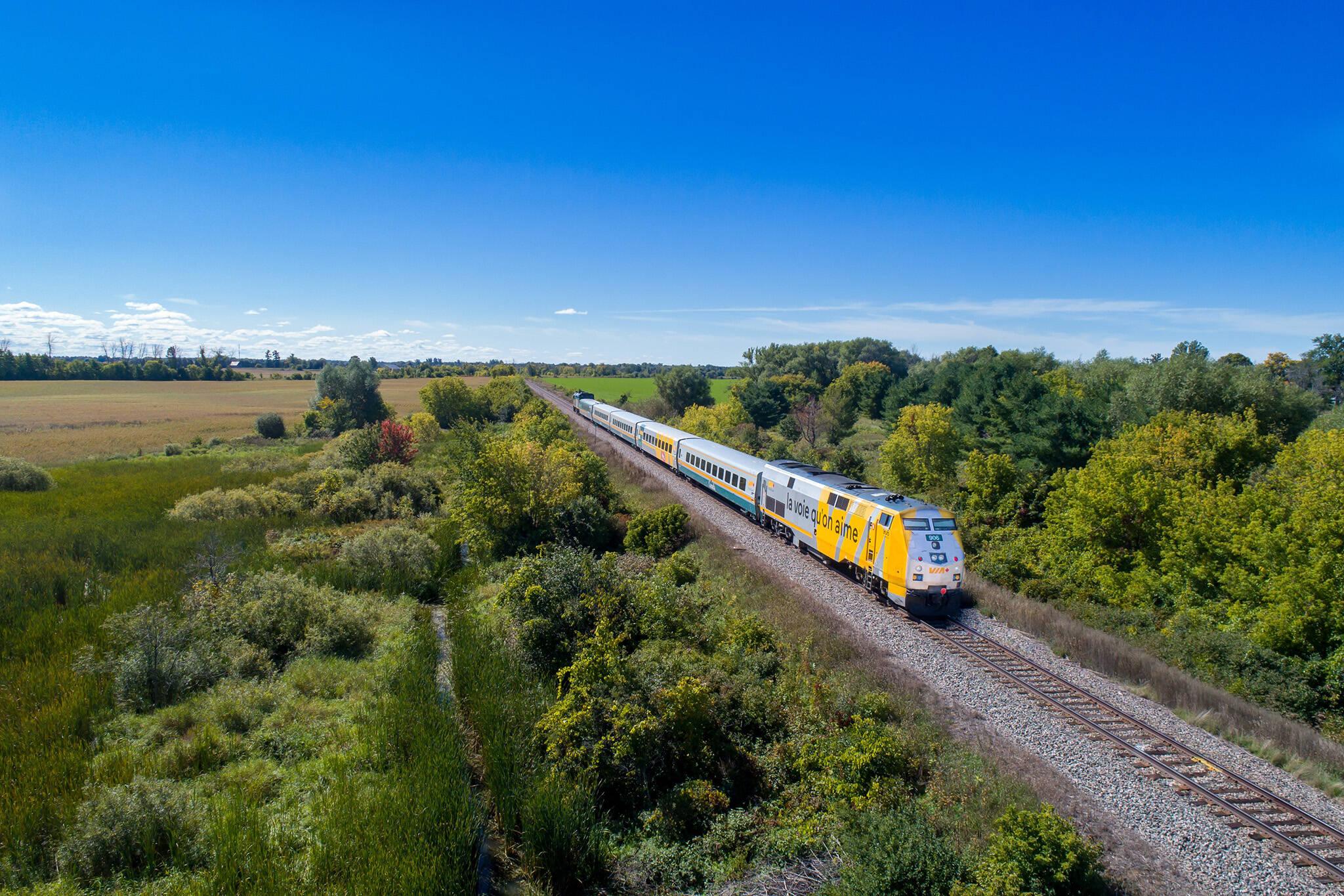 high frequency rail
