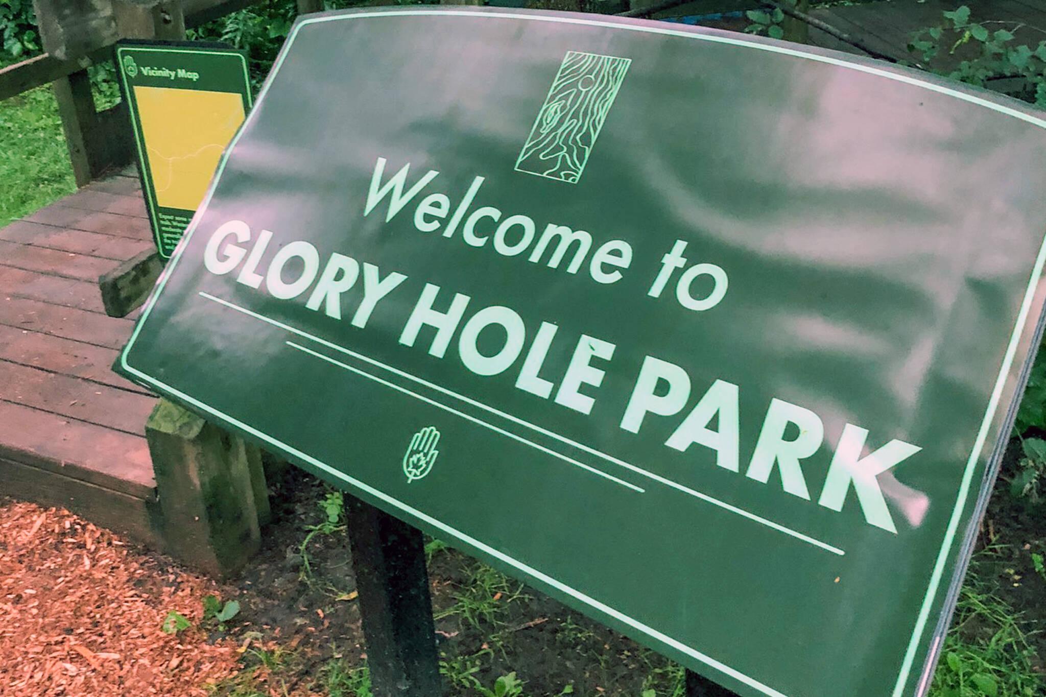 glory hole park