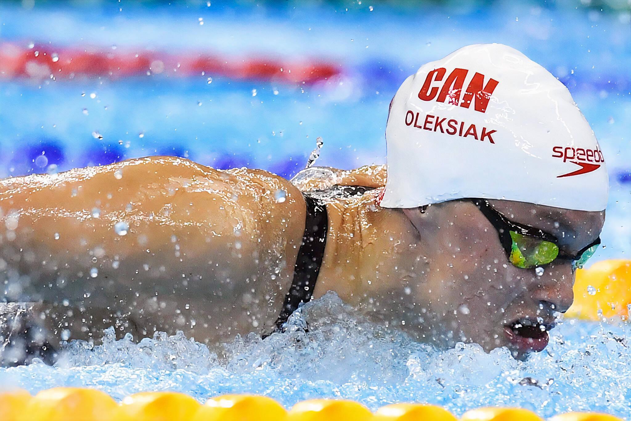 Penny Oleksiak olympics