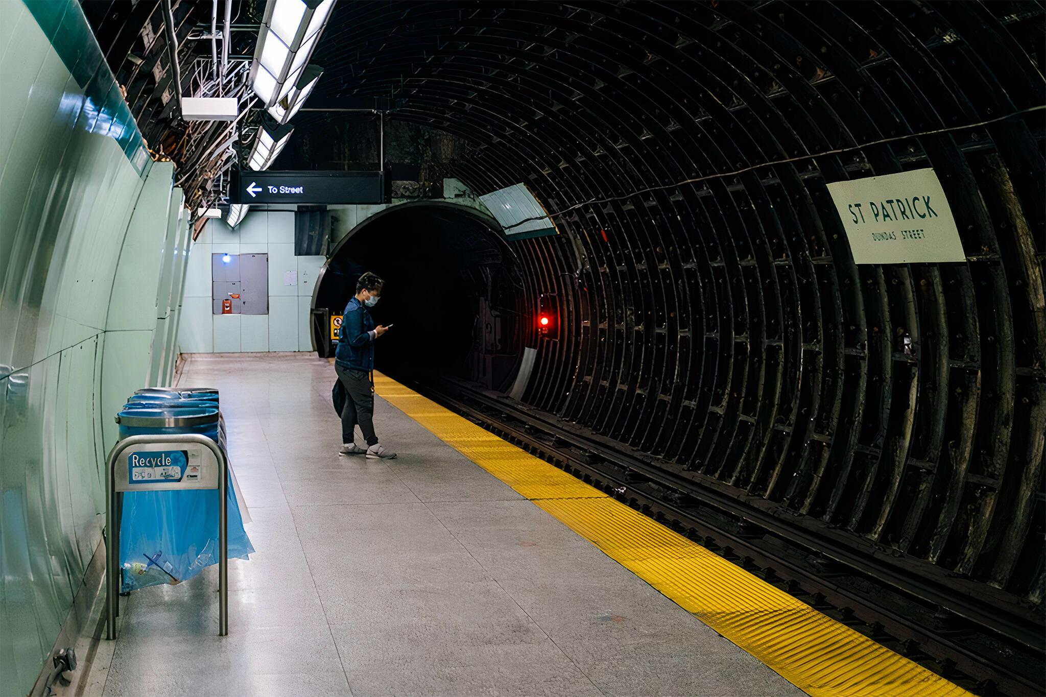 subway ttc