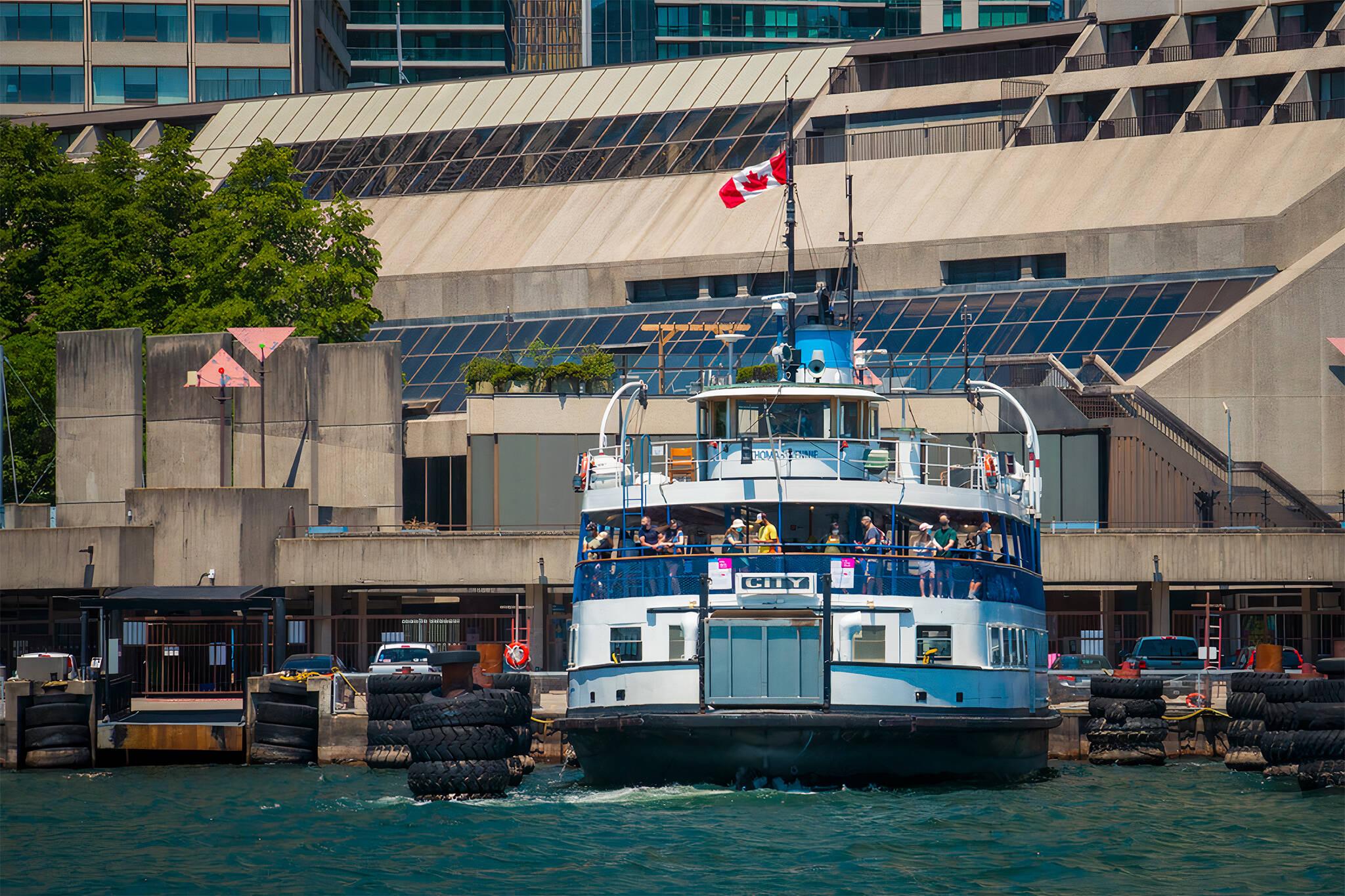 ferry toronto