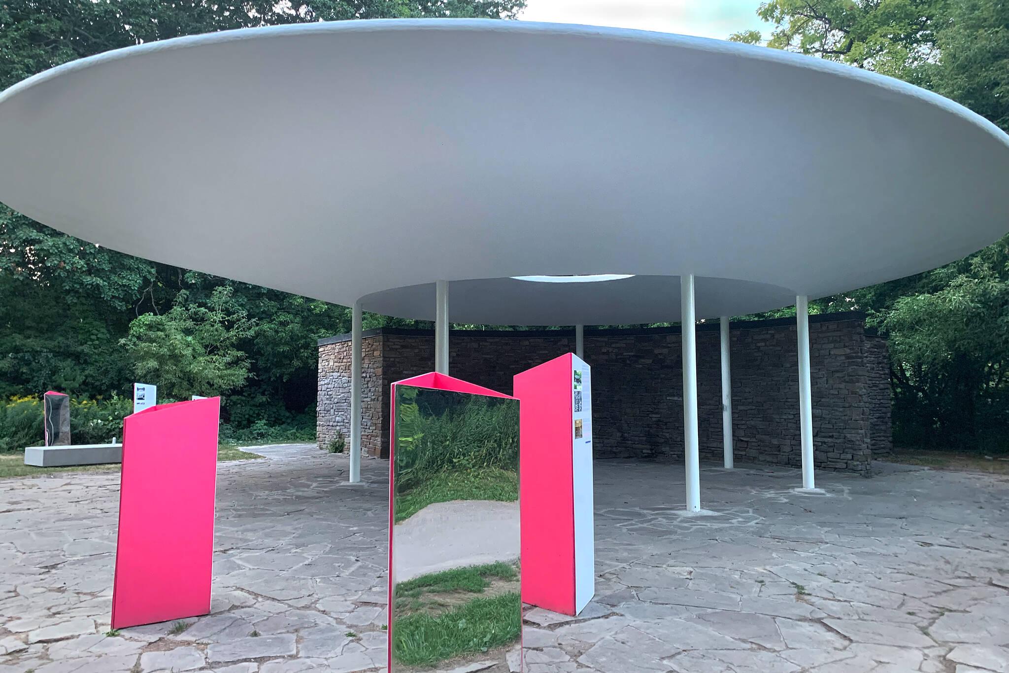 oculus pavilion