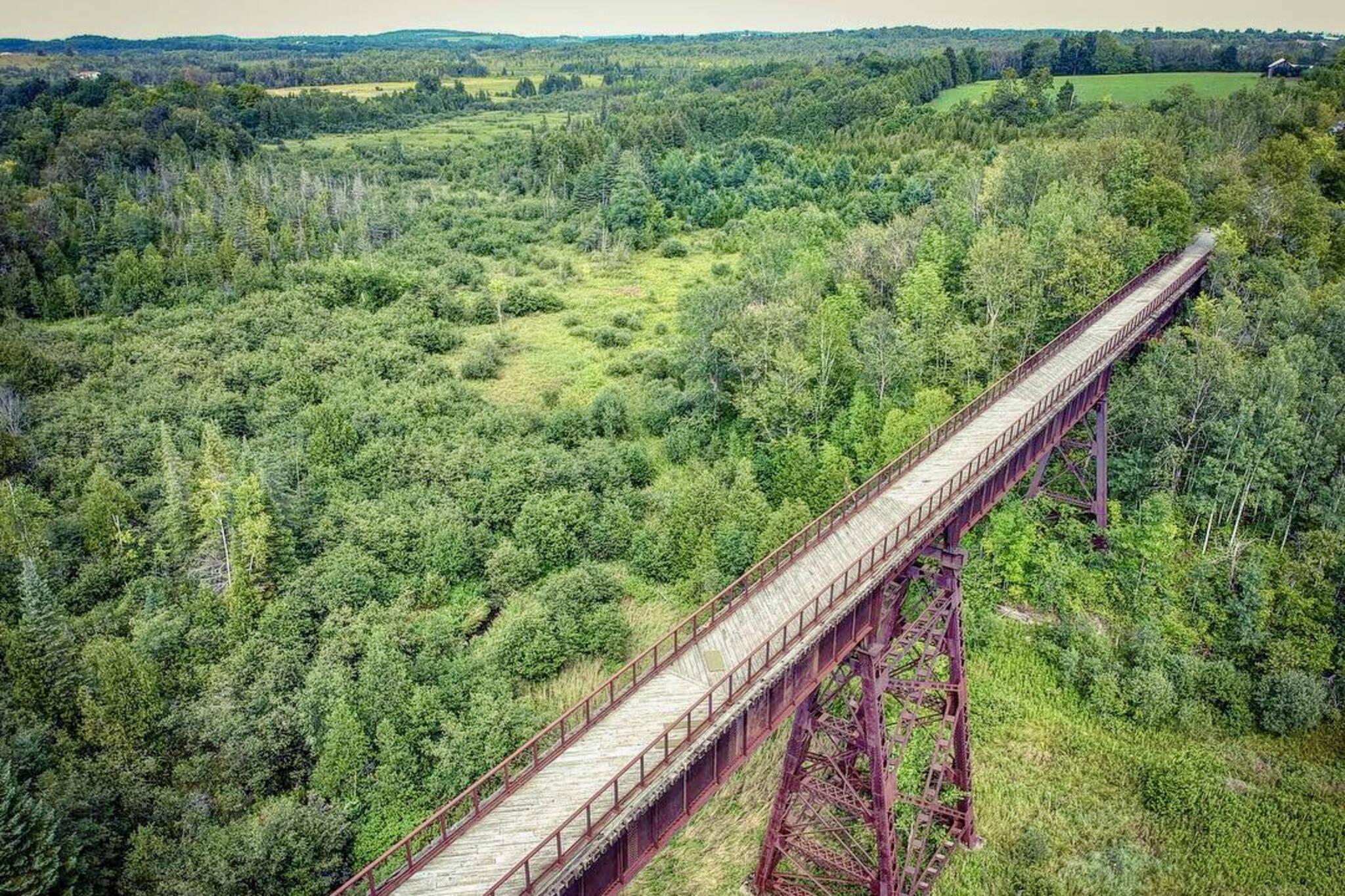 Doubes Trestle Bridge