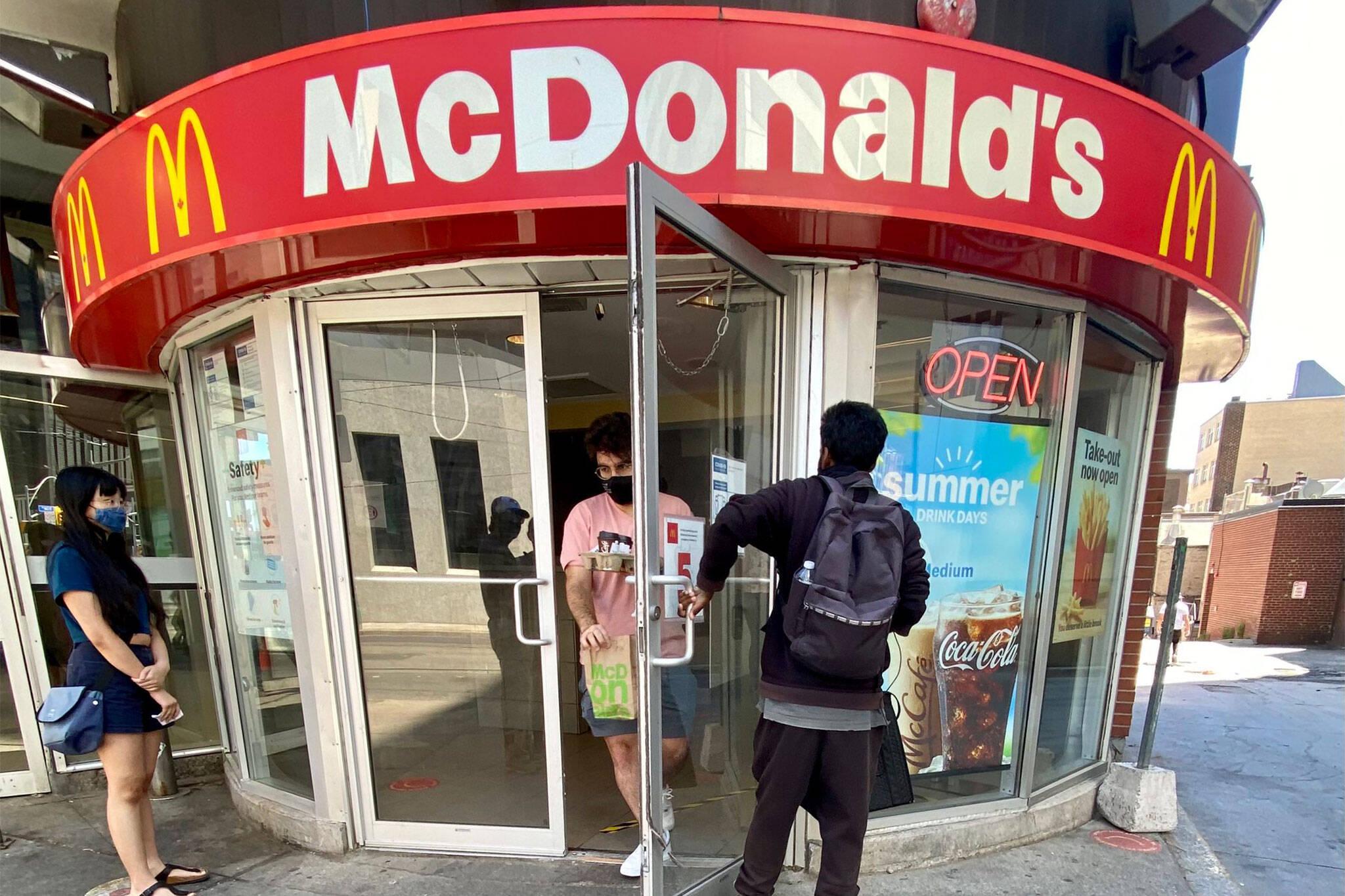 mcdonalds announcement nuggets